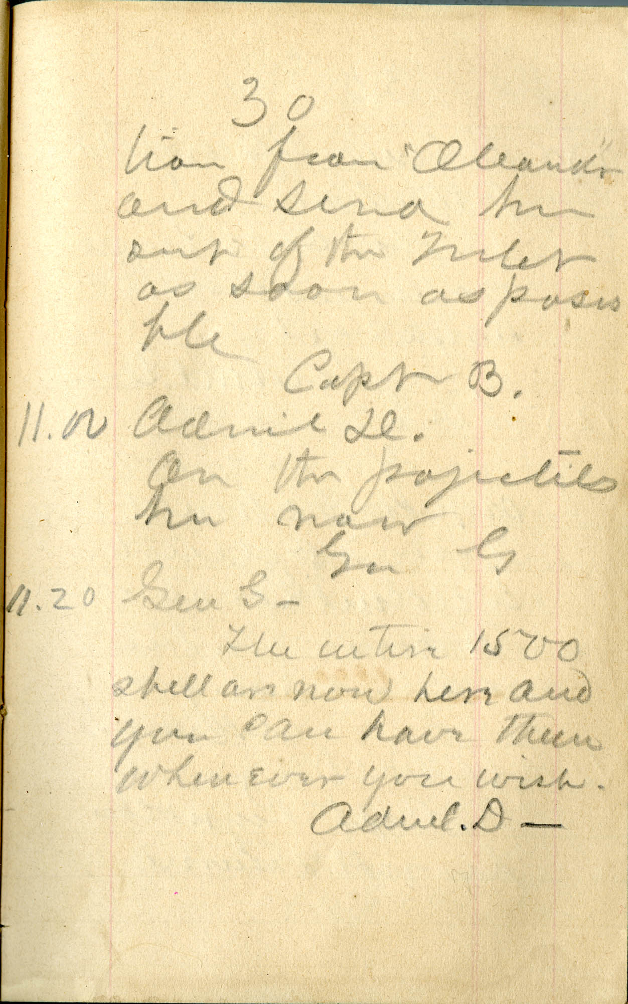 Signal Book, Page 127