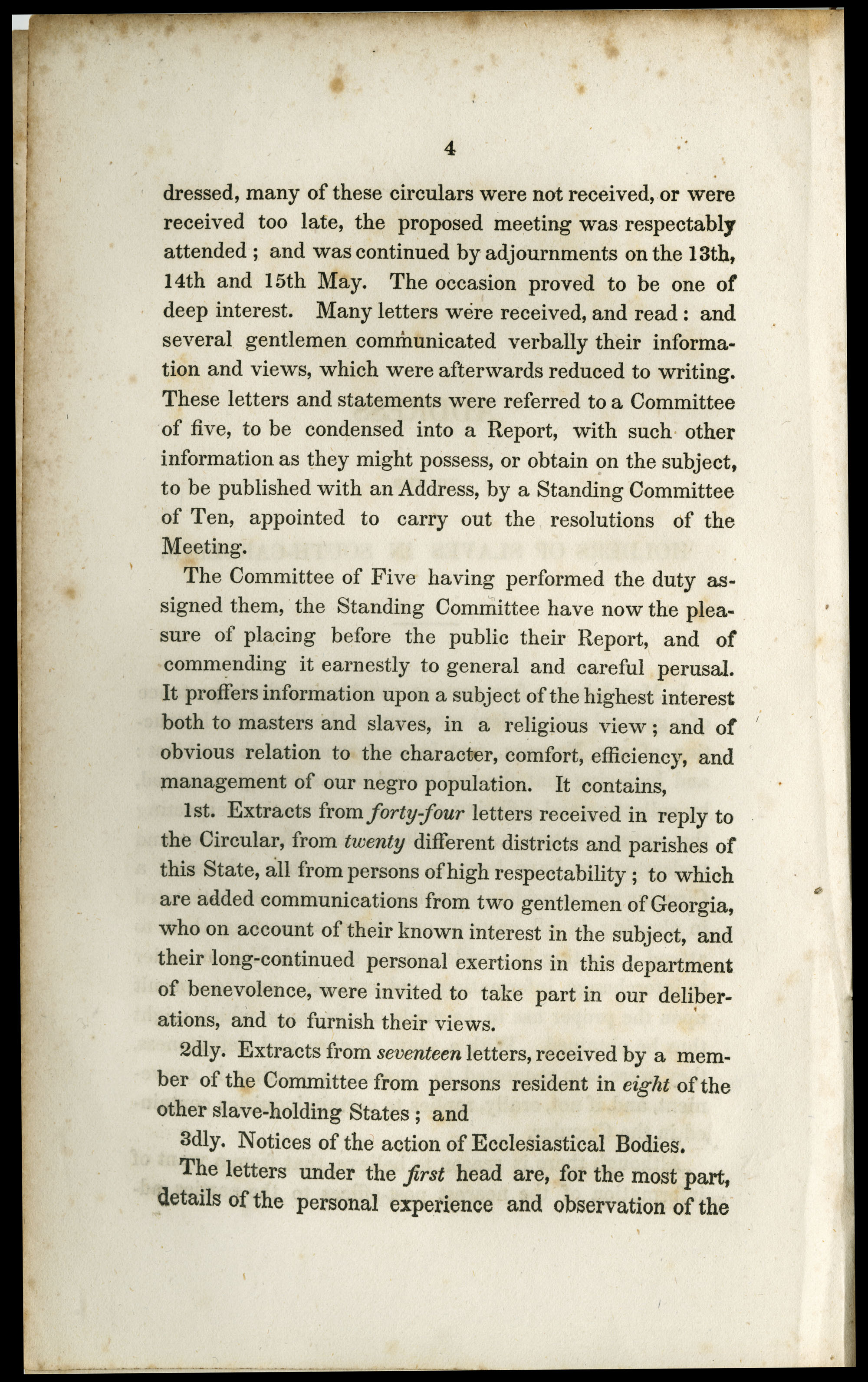 Address to the Holders of Slaves in South-Carolina, Page  4