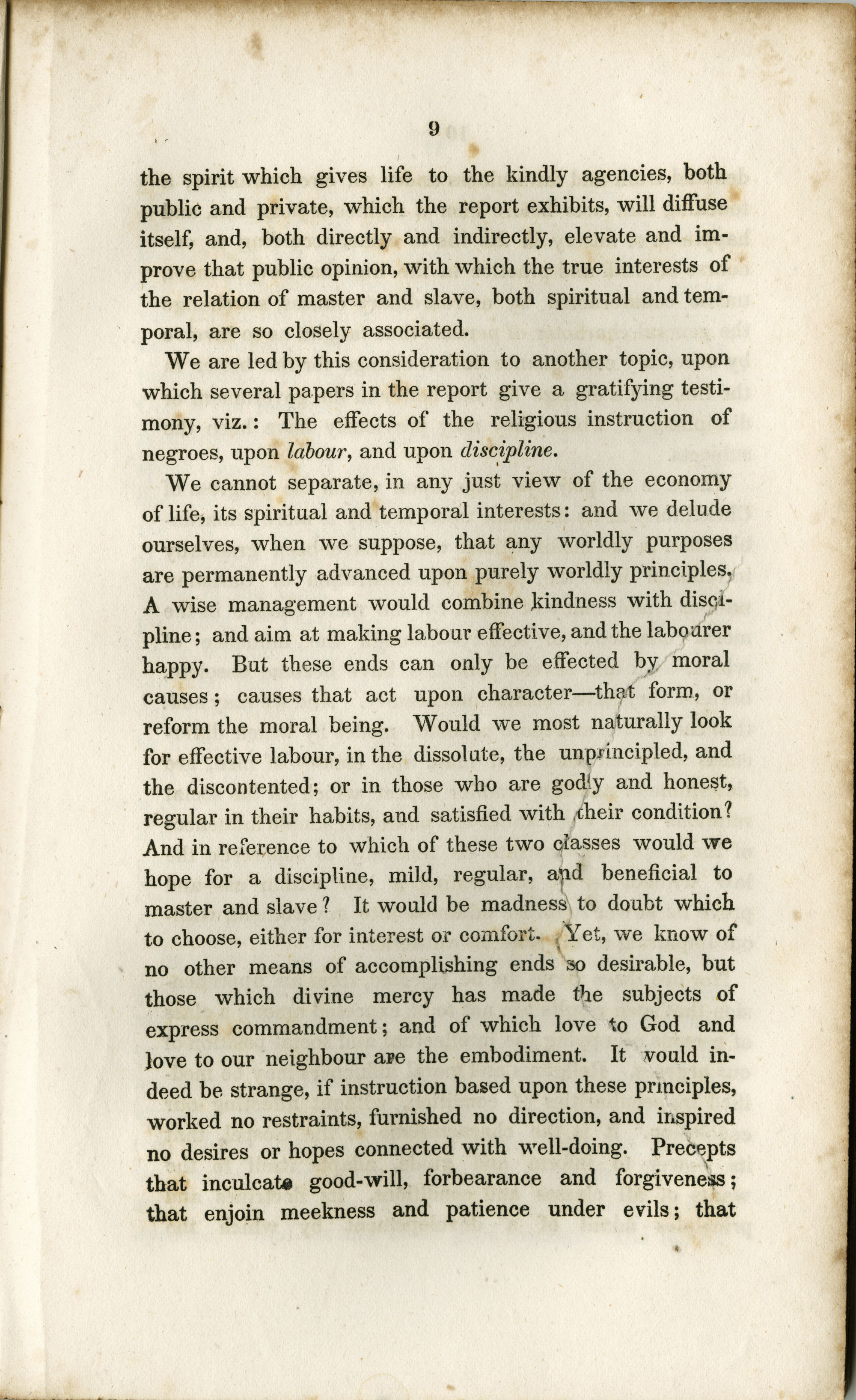 Address to the Holders of Slaves in South-Carolina, Page  9