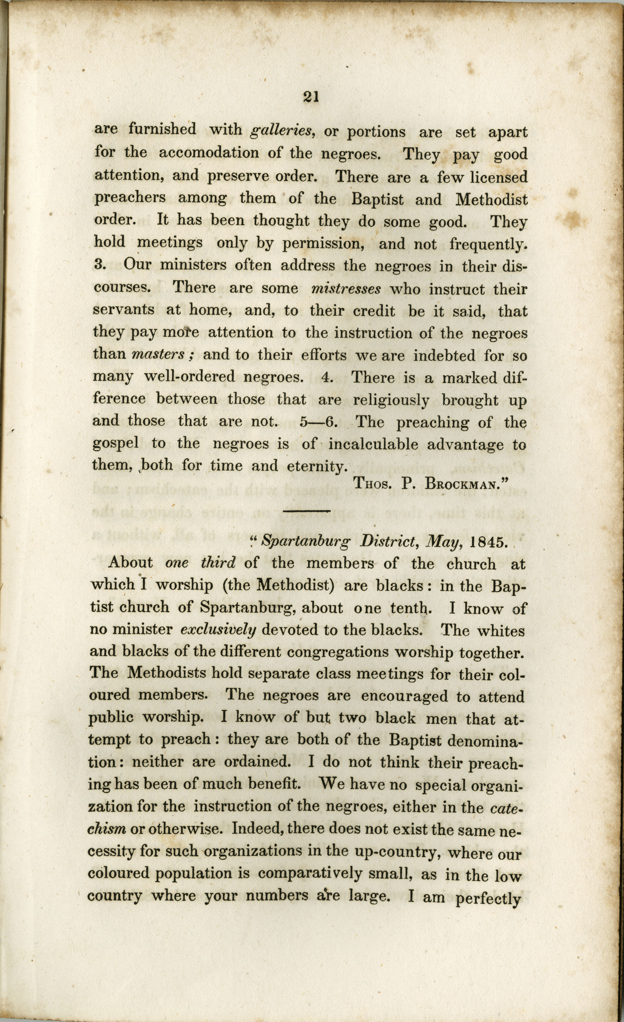 Report of the Committee, Page 21