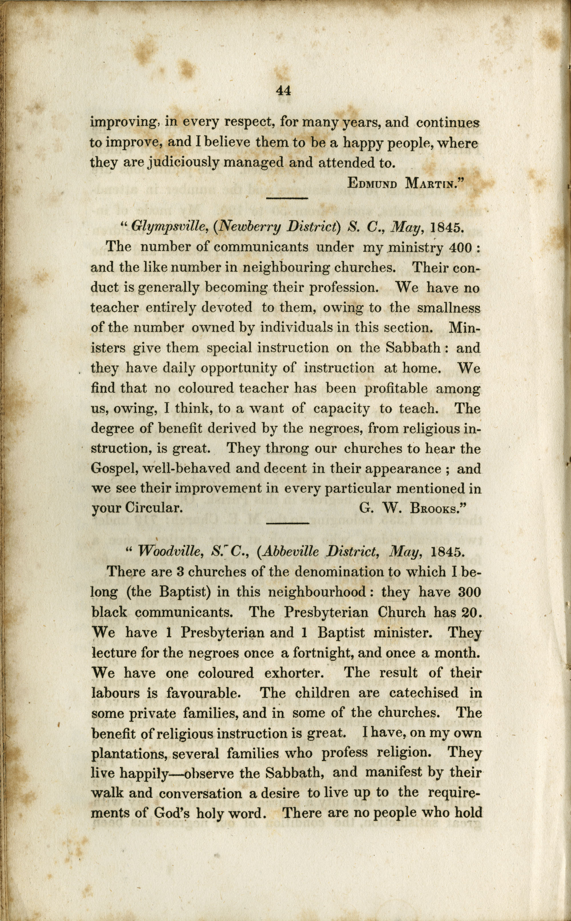 Report of the Committee, Page 44