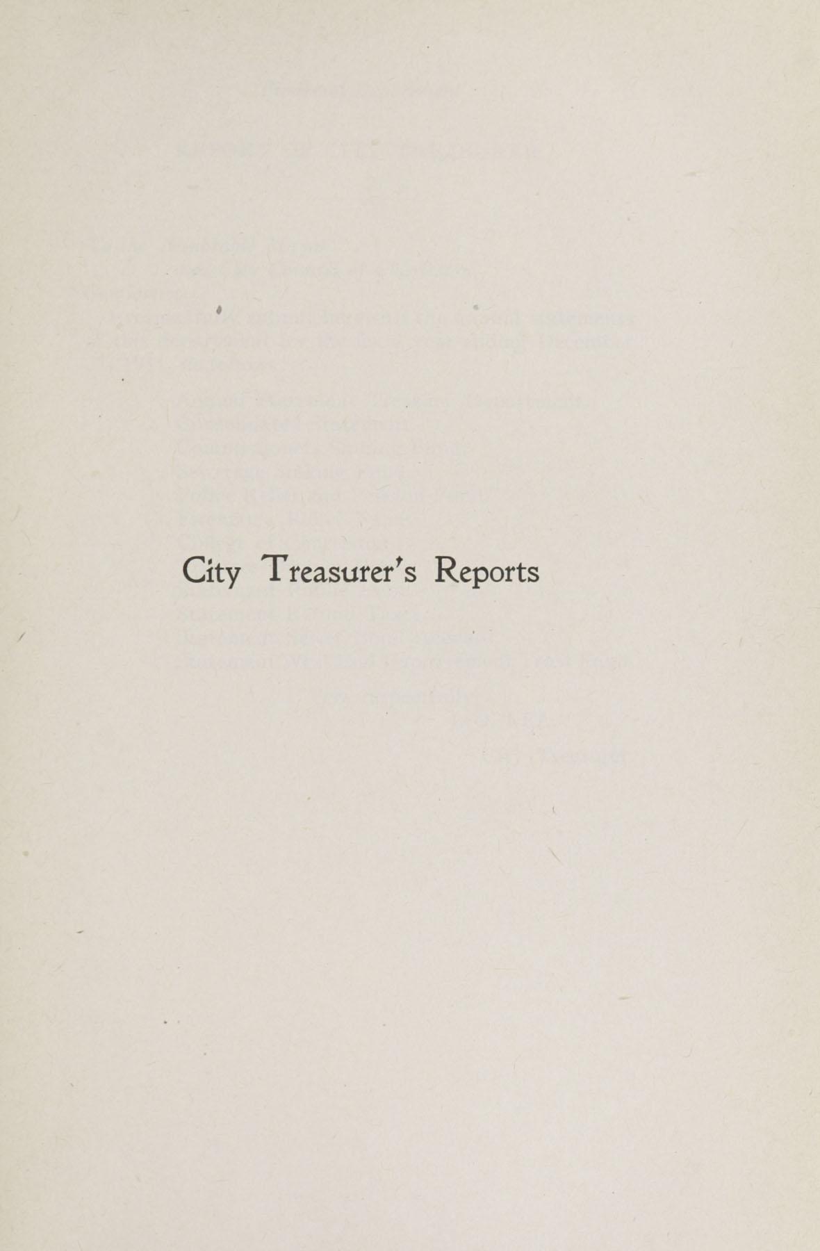 Charleston Yearbook, 1911, page 1