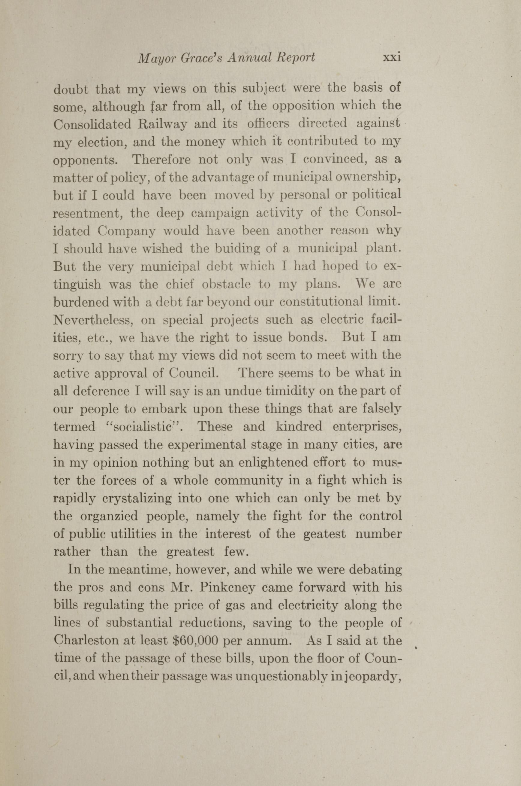 Charleston Yearbook, 1912, page xxi