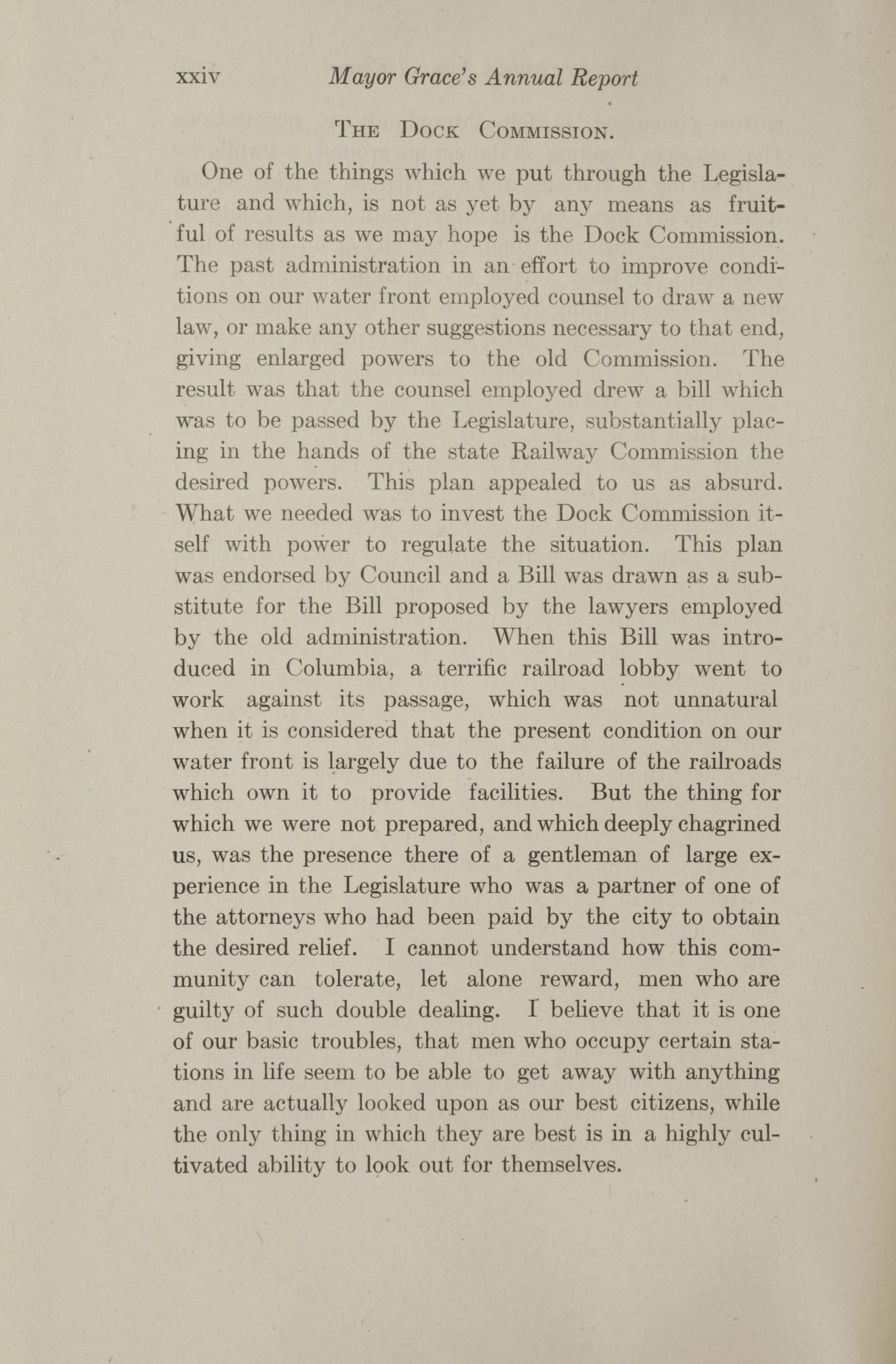 Charleston Yearbook, 1912, page xxiv
