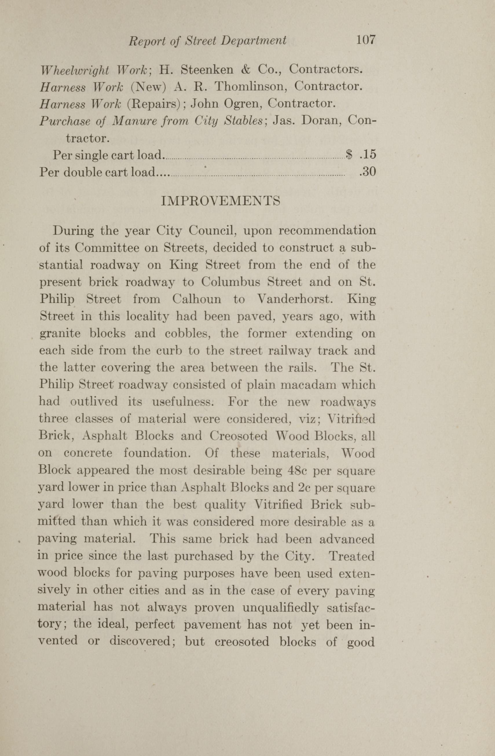 Charleston Yearbook, 1912, page 107