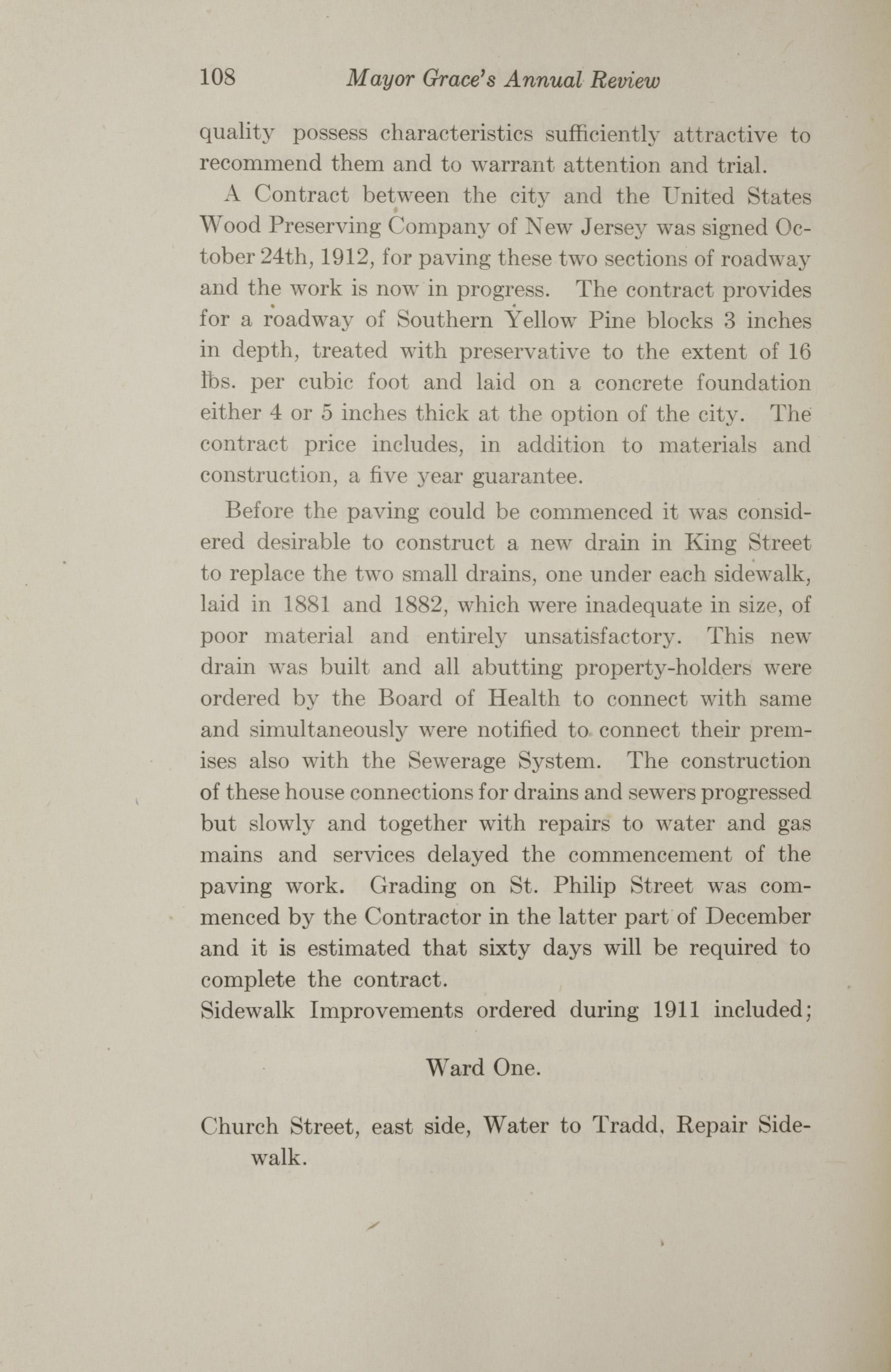 Charleston Yearbook, 1912, page 108