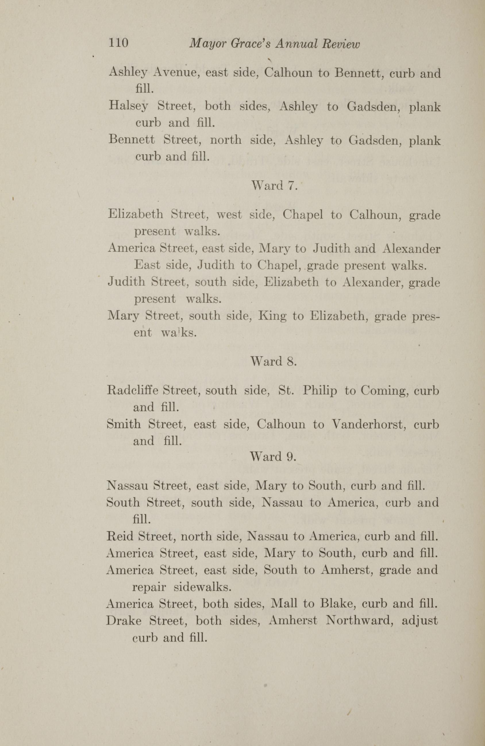 Charleston Yearbook, 1912, page 110