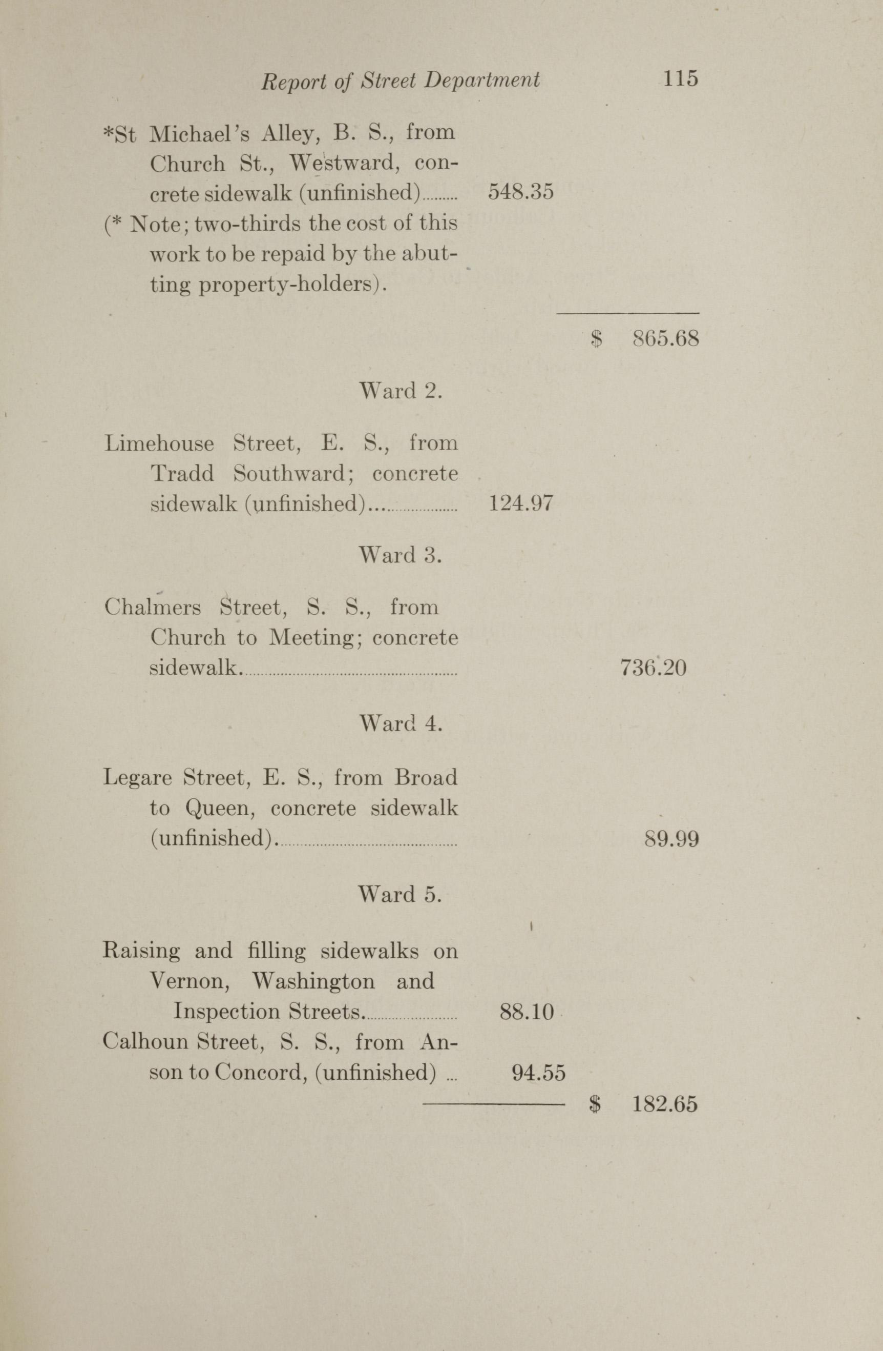Charleston Yearbook, 1912, page 115