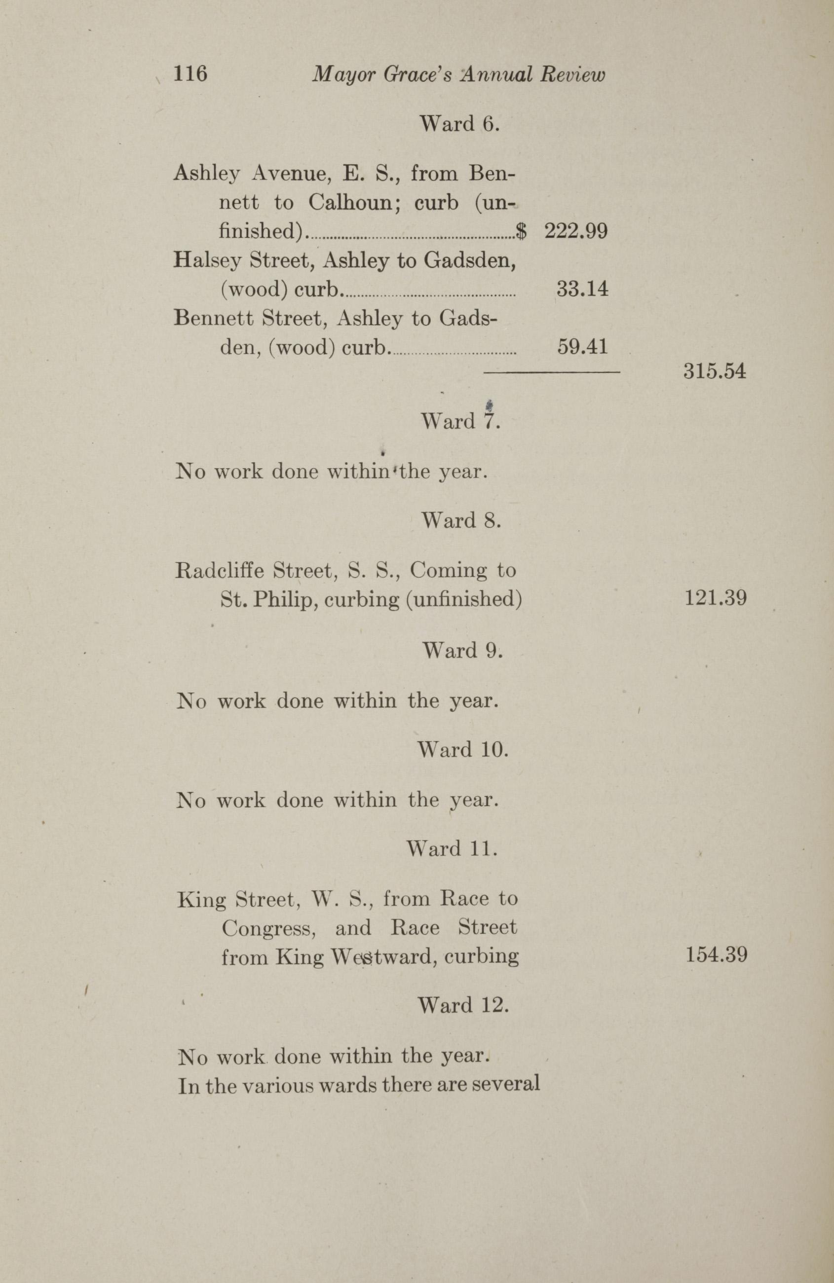 Charleston Yearbook, 1912, page 116