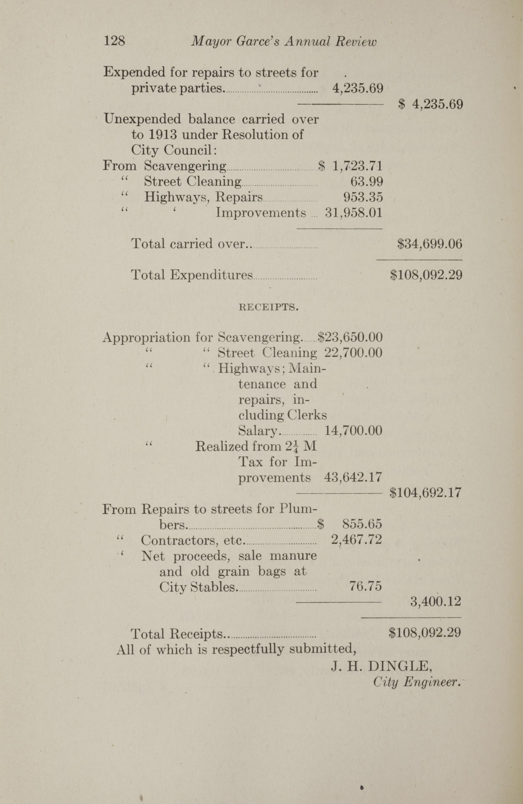 Charleston Yearbook, 1912, page 128
