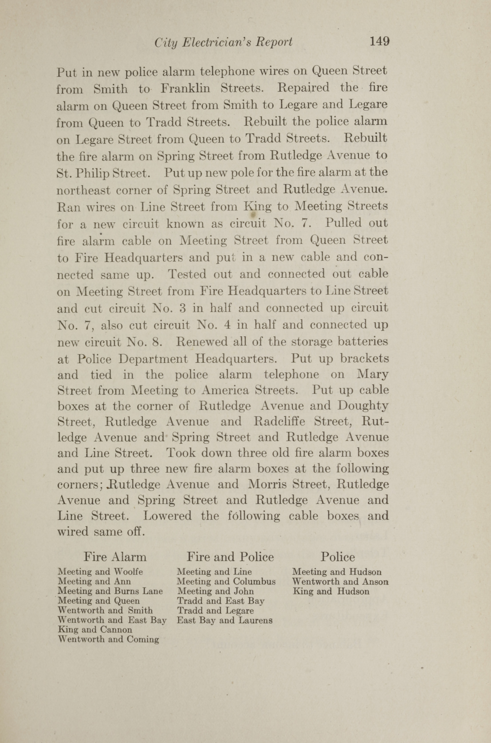Charleston Yearbook, 1912, page 149
