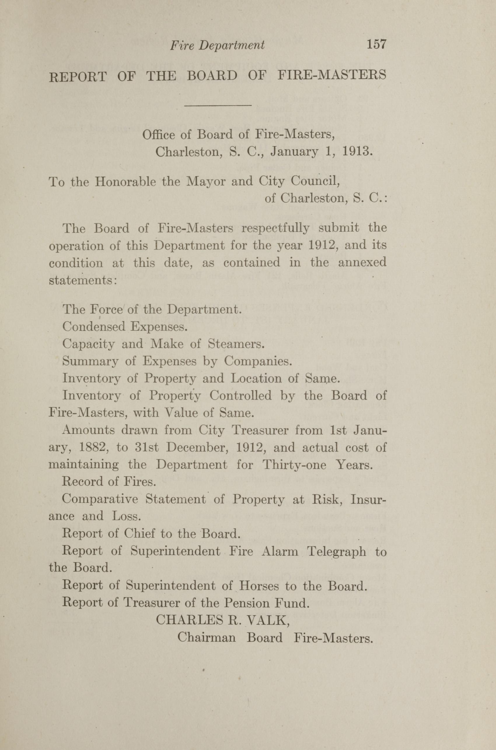 Charleston Yearbook, 1912, page 157