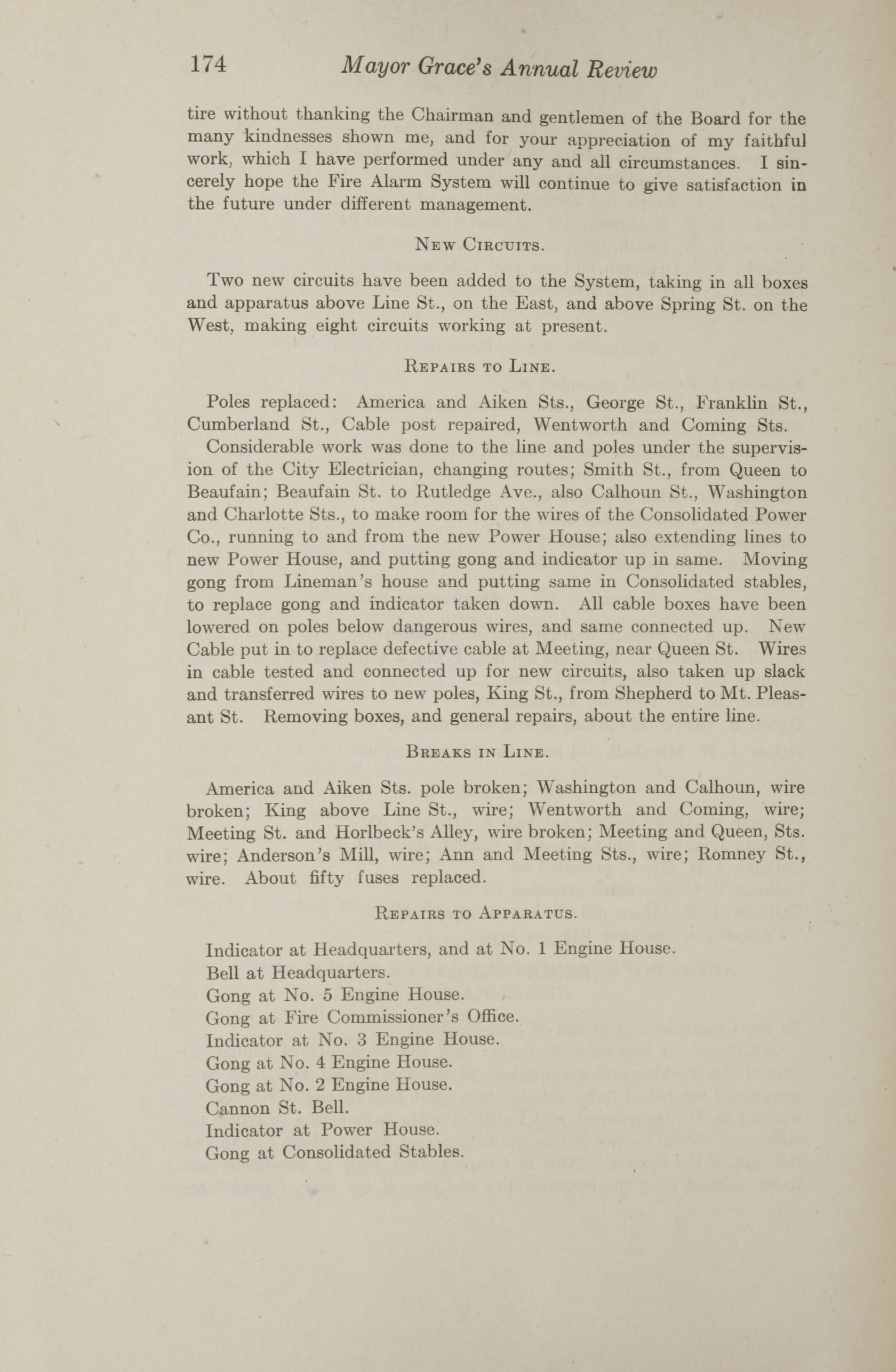 Charleston Yearbook, 1912, page 174