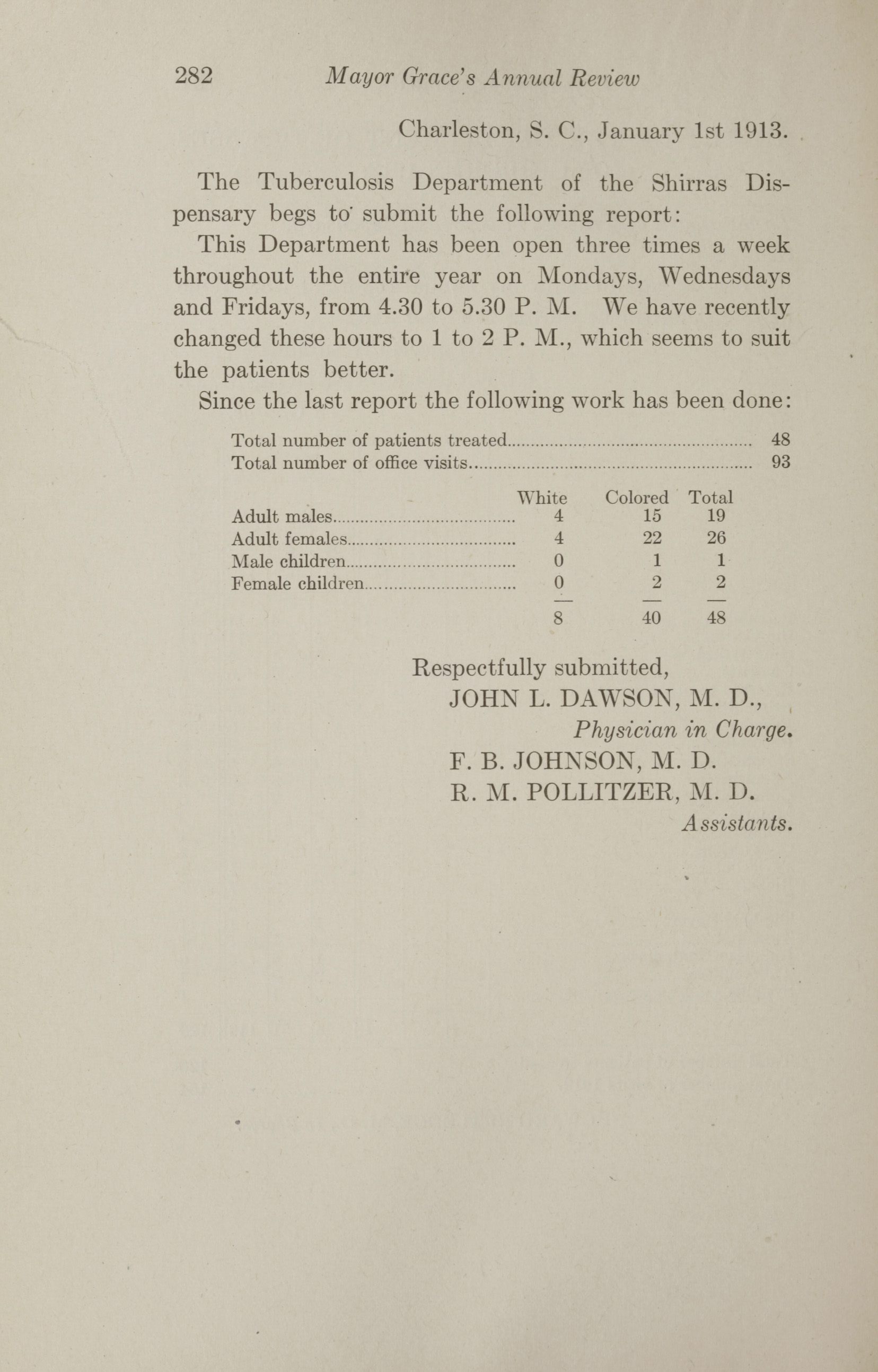 Charleston Yearbook, 1912, page 282