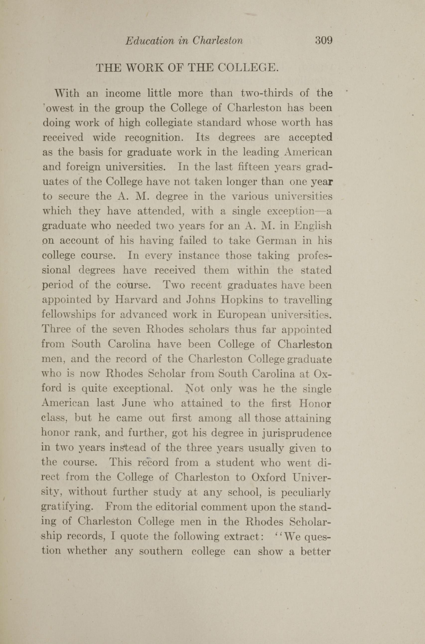 Charleston Yearbook, 1912, page 309