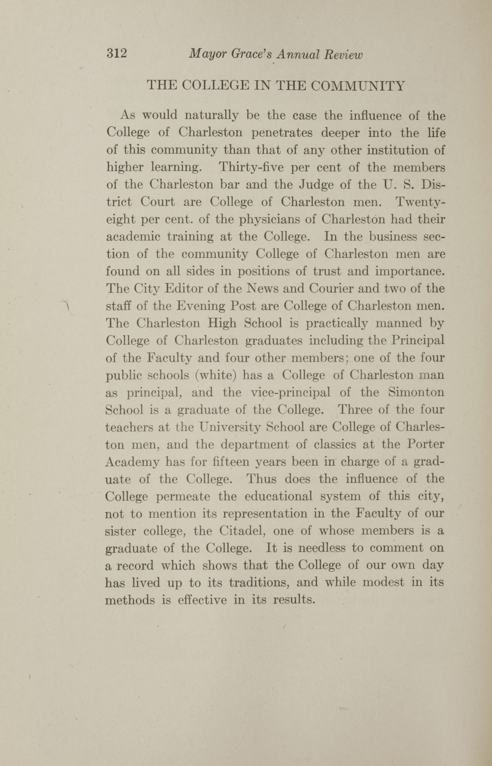 Charleston Yearbook, 1912, page 312
