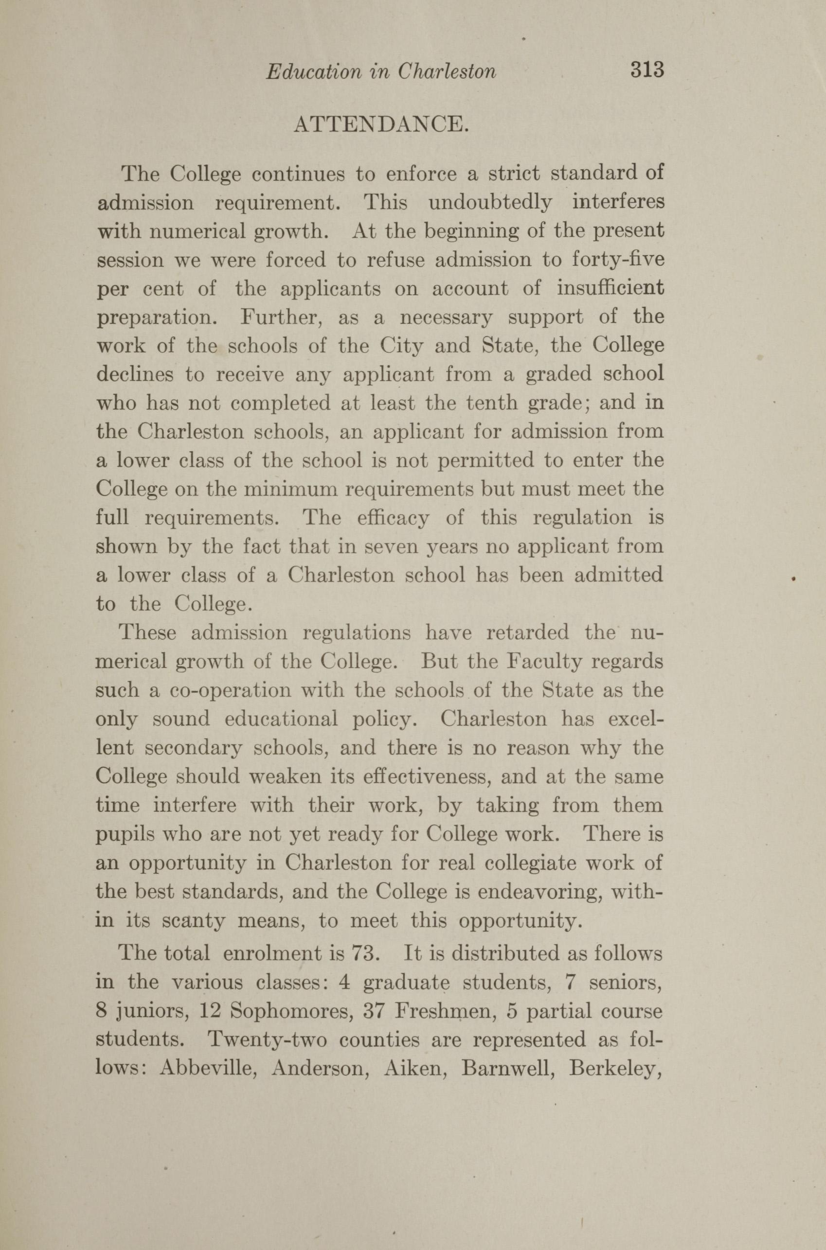 Charleston Yearbook, 1912, page 313