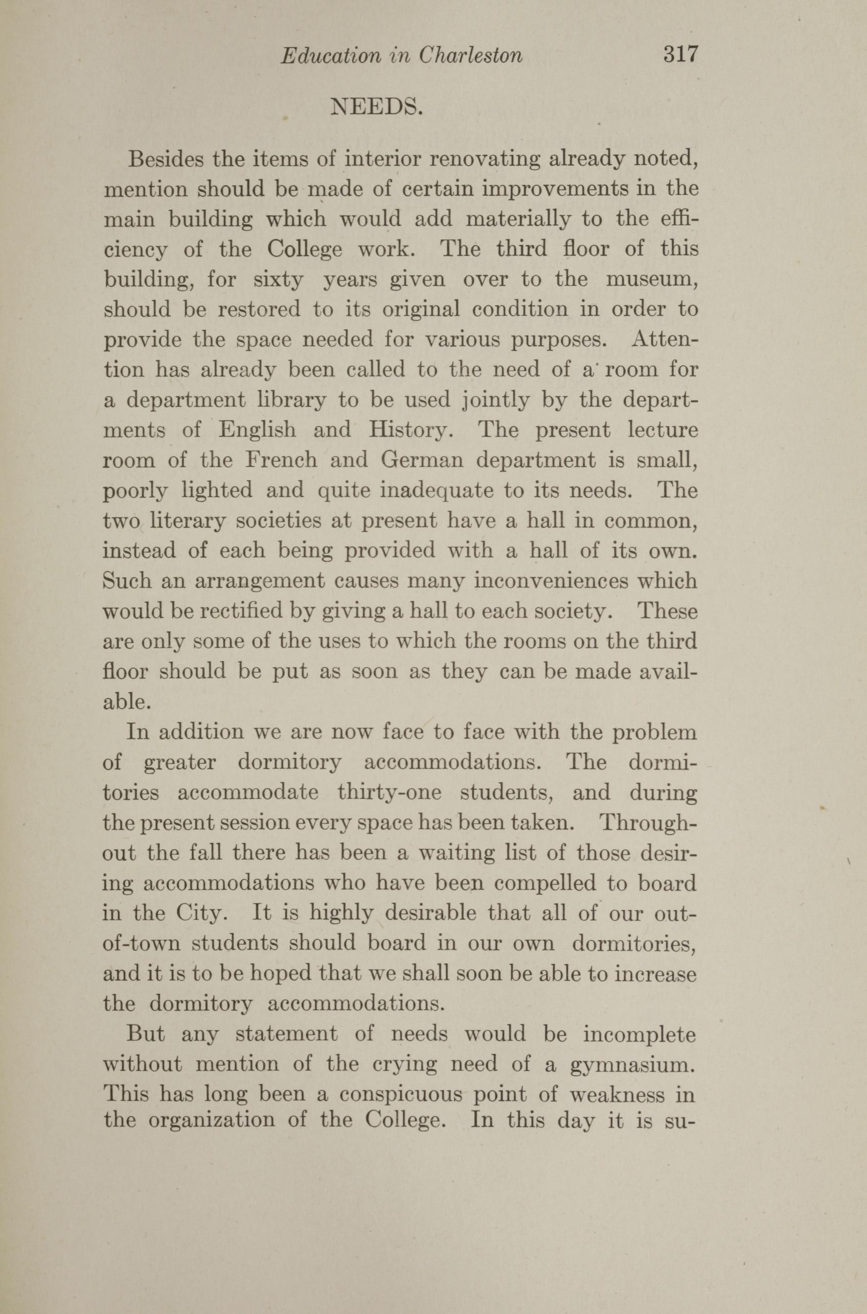 Charleston Yearbook, 1912, page 317