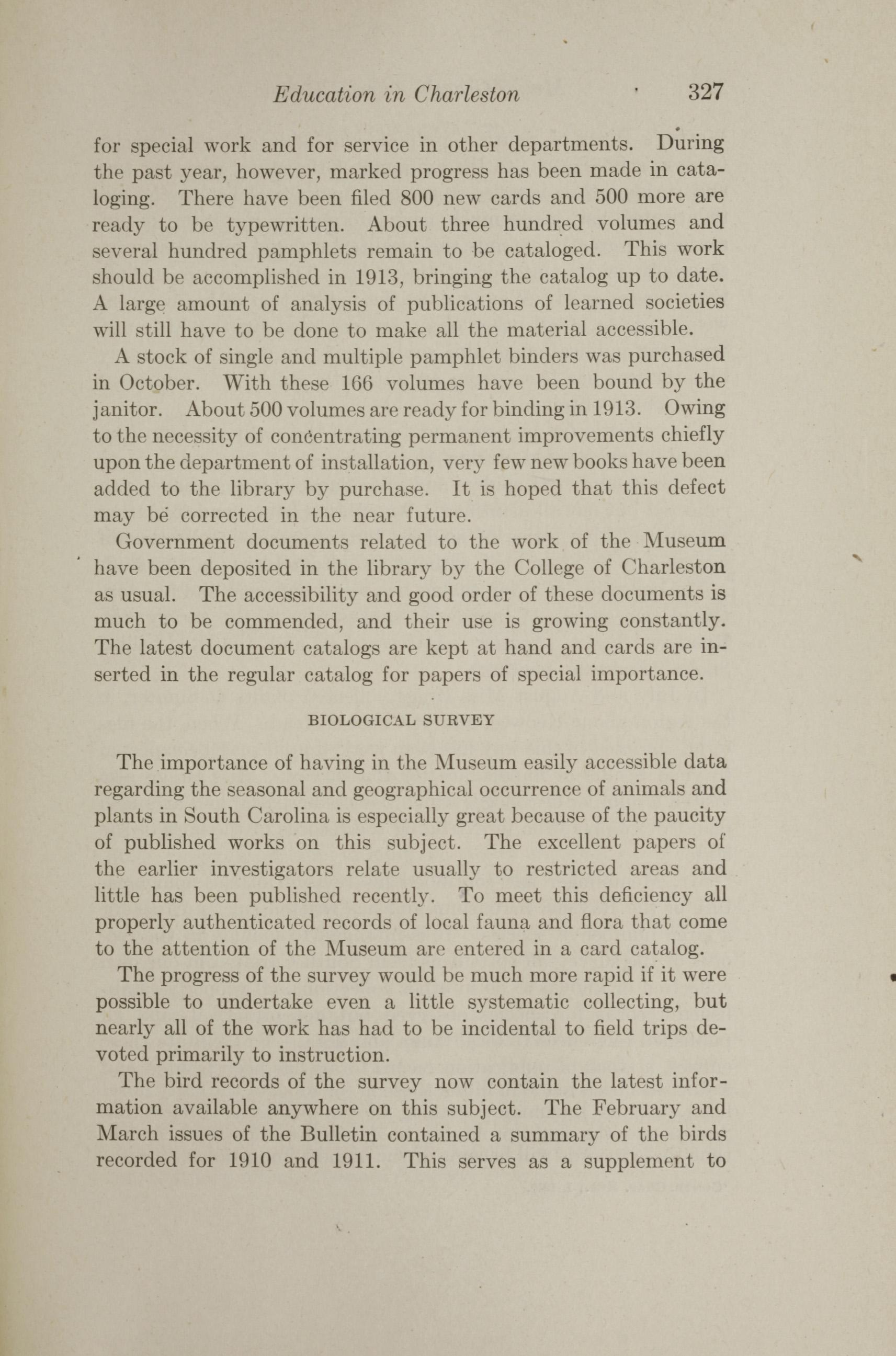 Charleston Yearbook, 1912, page 327