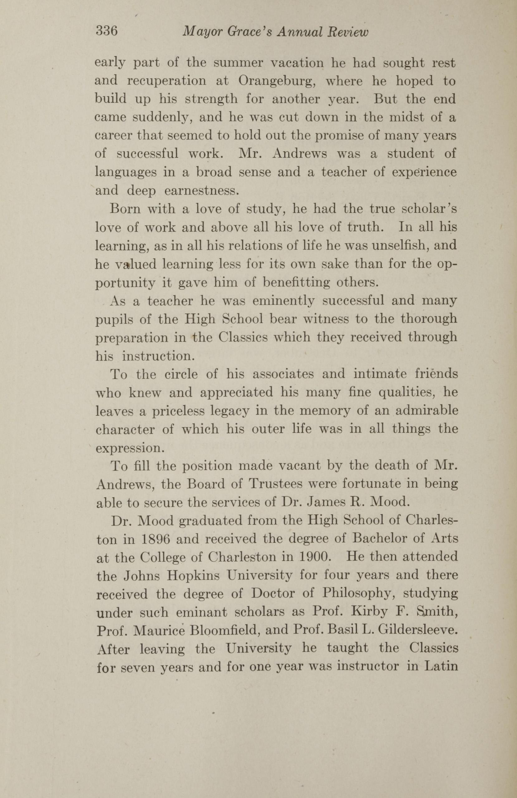 Charleston Yearbook, 1912, page 336