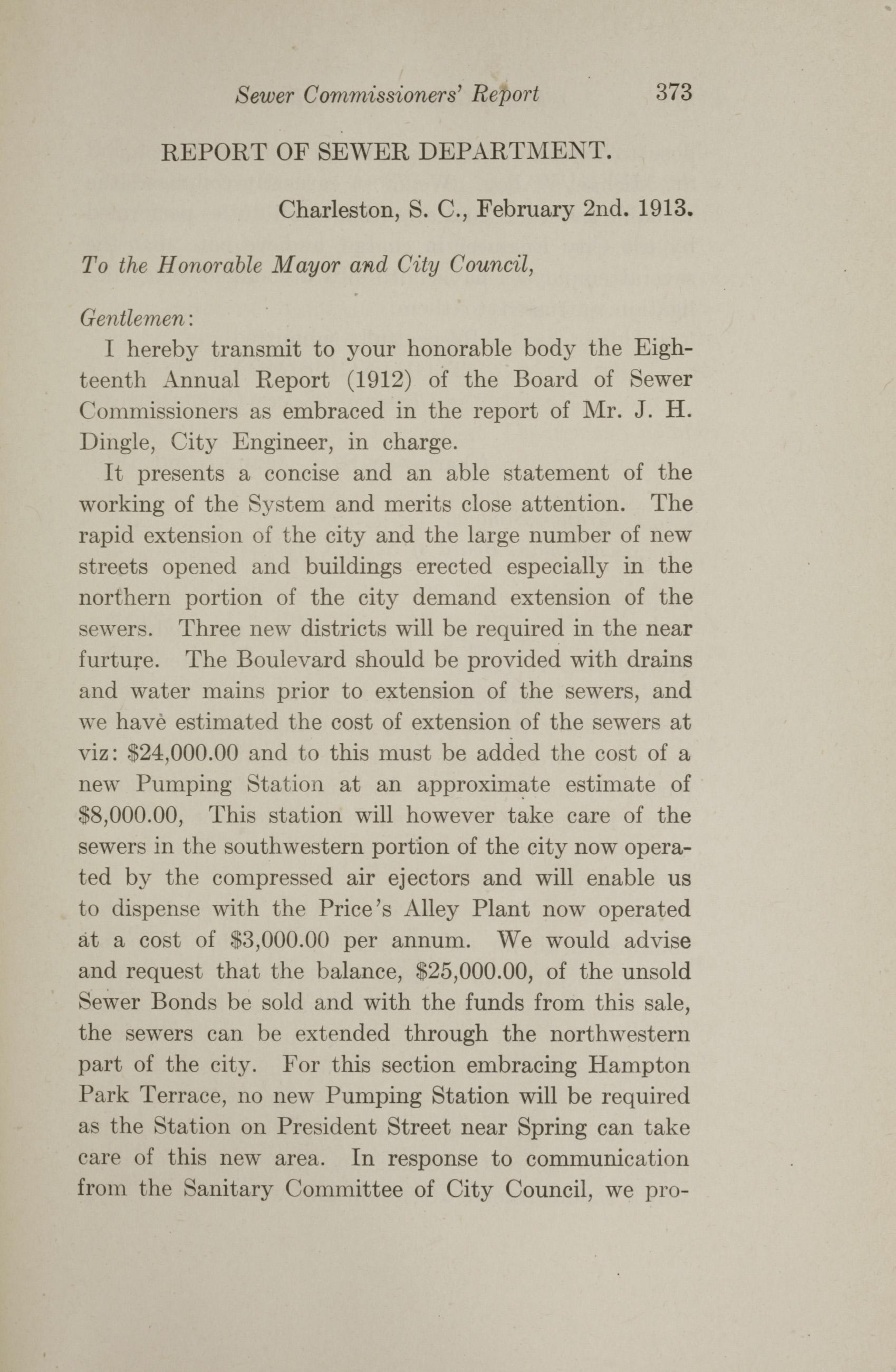 Charleston Yearbook, 1912, page 373