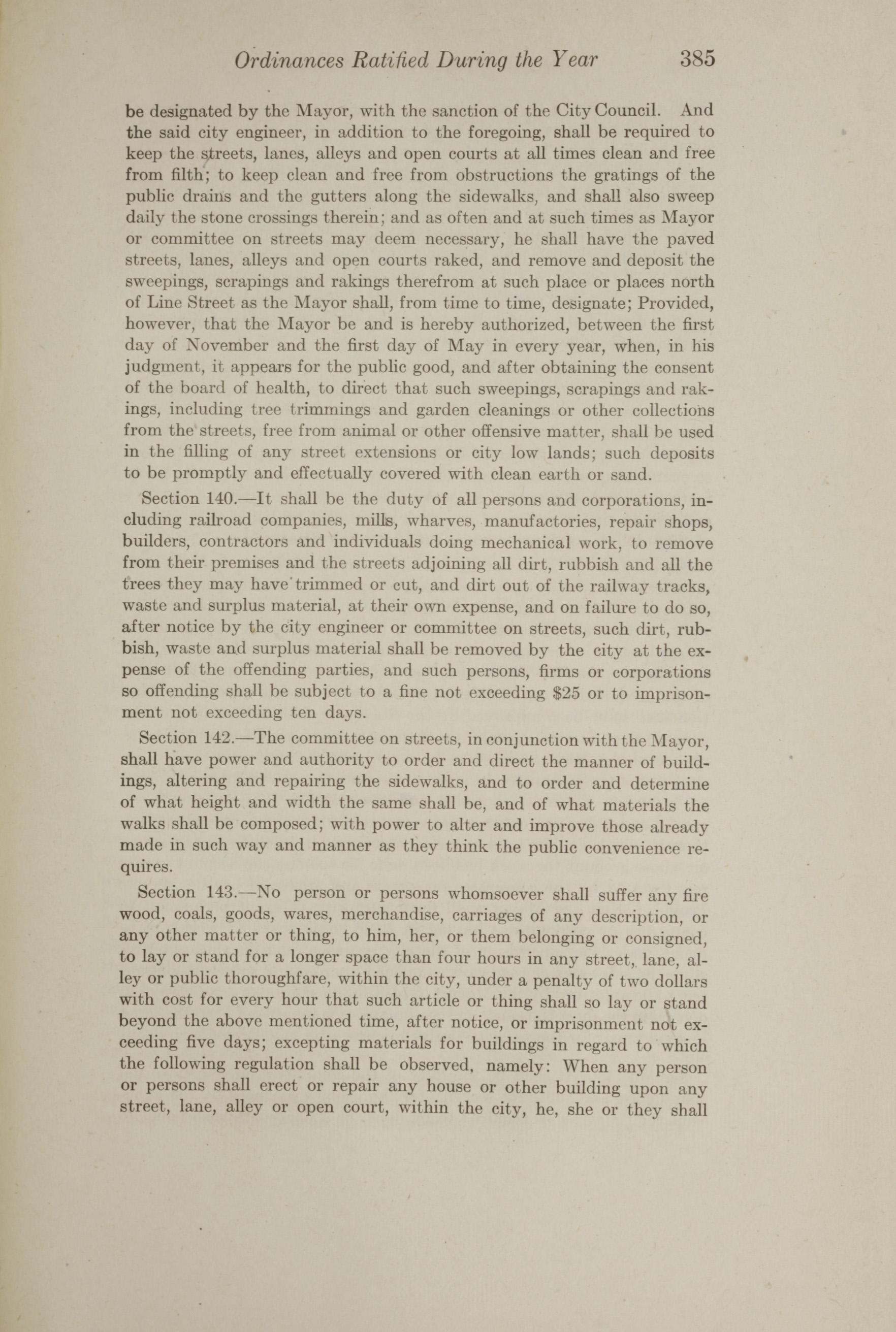Charleston Yearbook, 1912, page 385