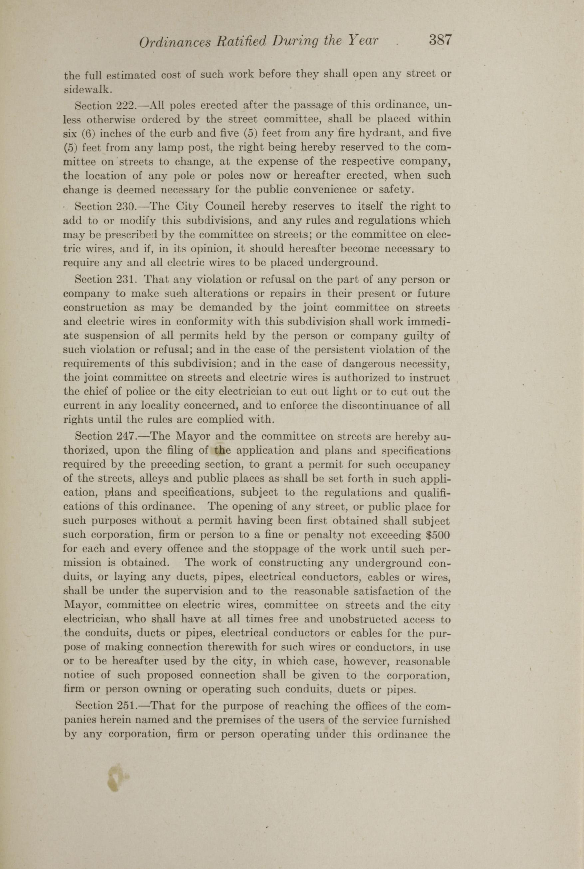 Charleston Yearbook, 1912, page 387