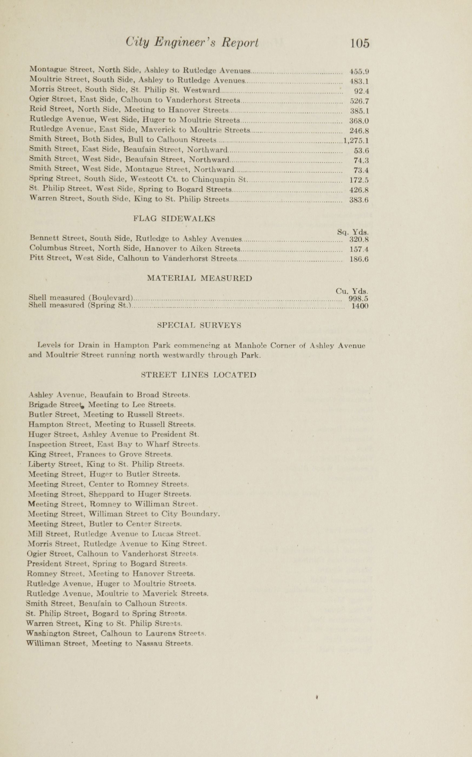 Charleston Yearbook, 1915, page 105