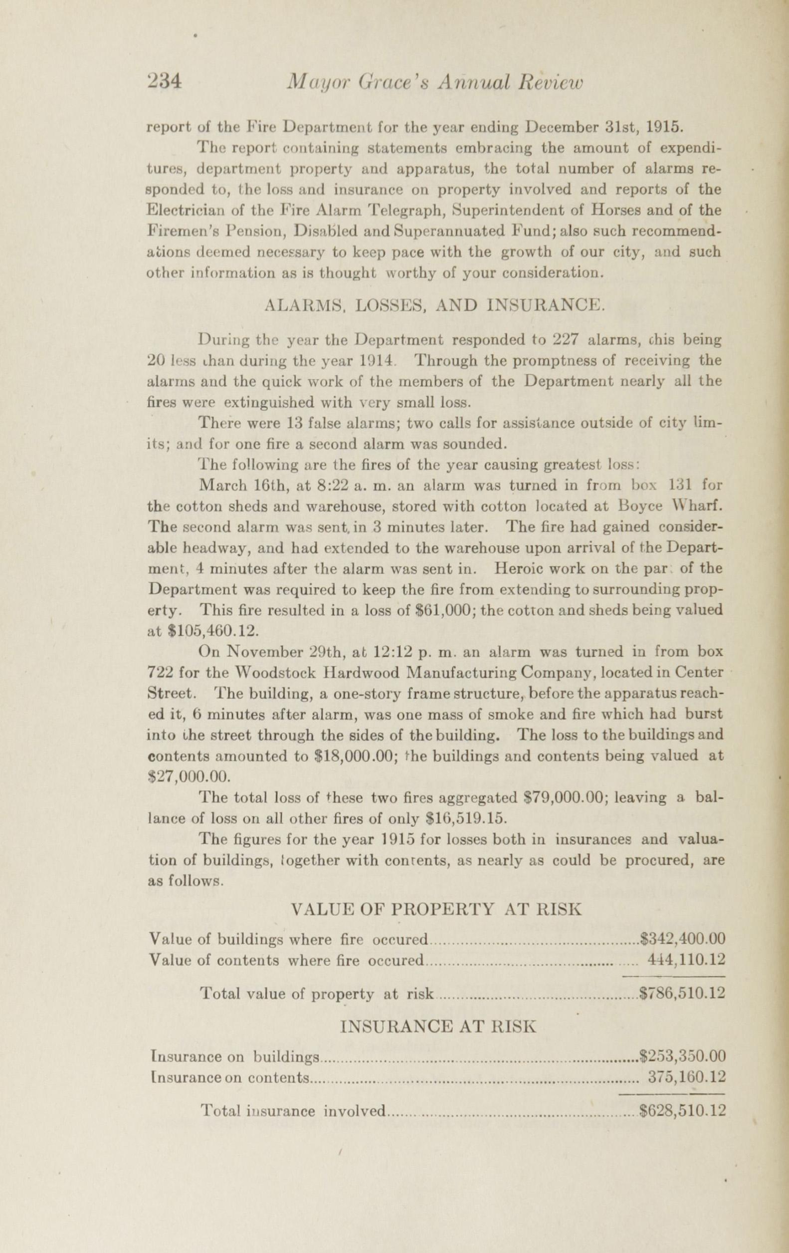 Charleston Yearbook, 1915, page 234