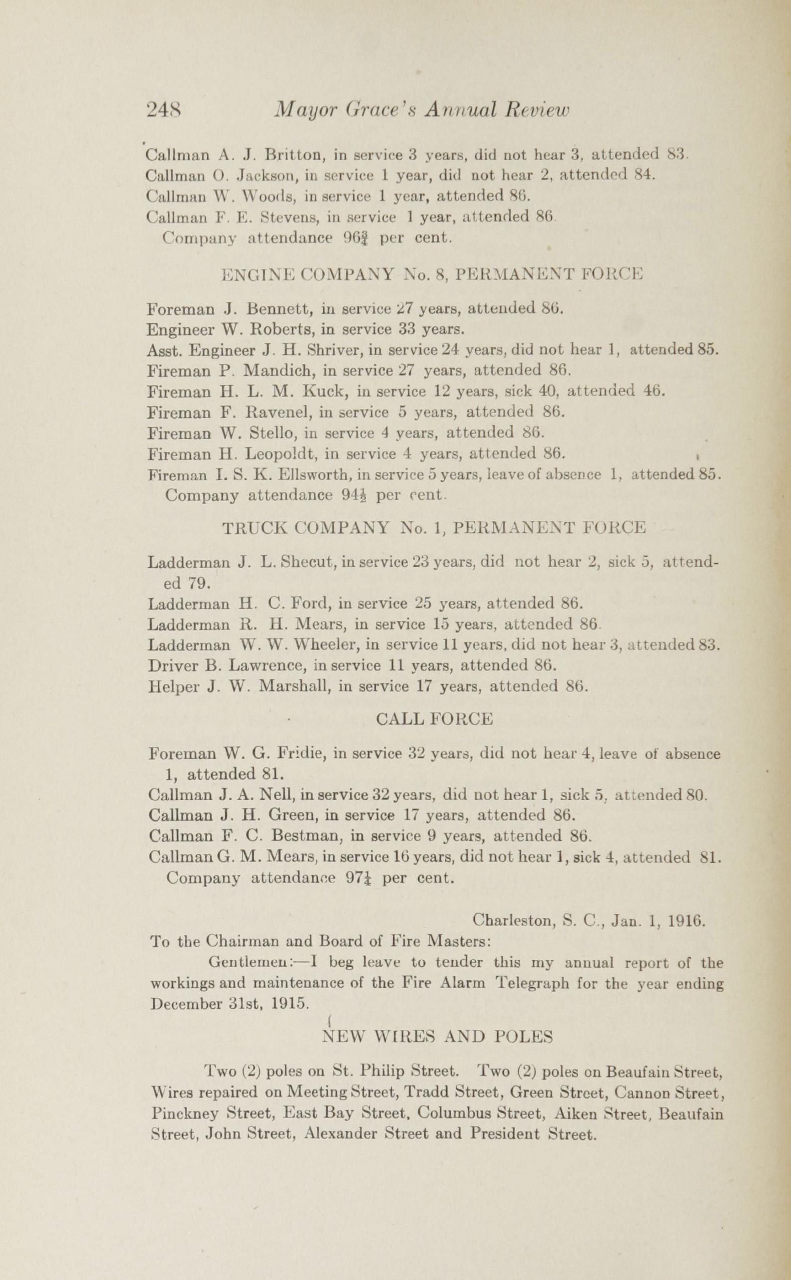 Charleston Yearbook, 1915, page 248