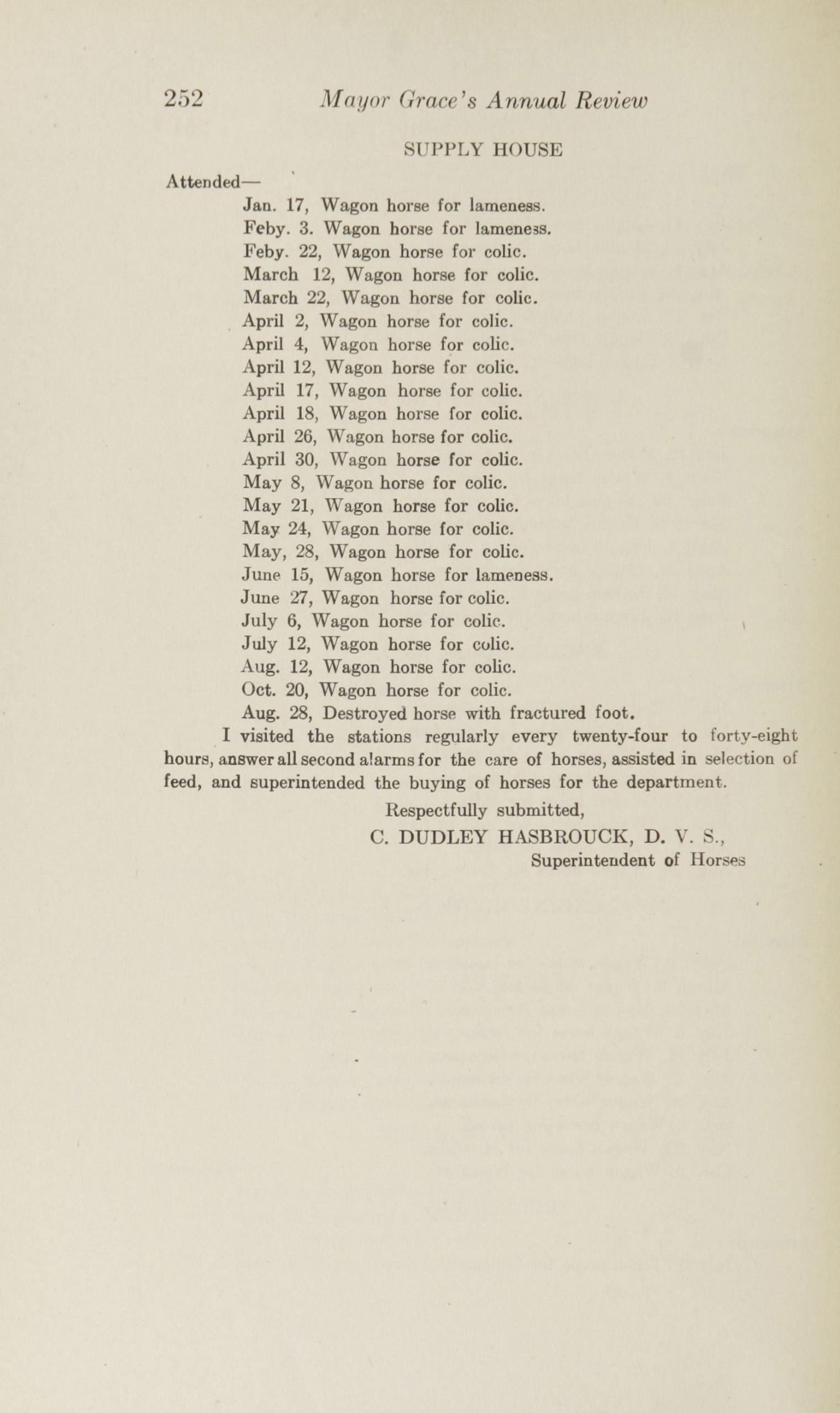 Charleston Yearbook, 1915, page 252