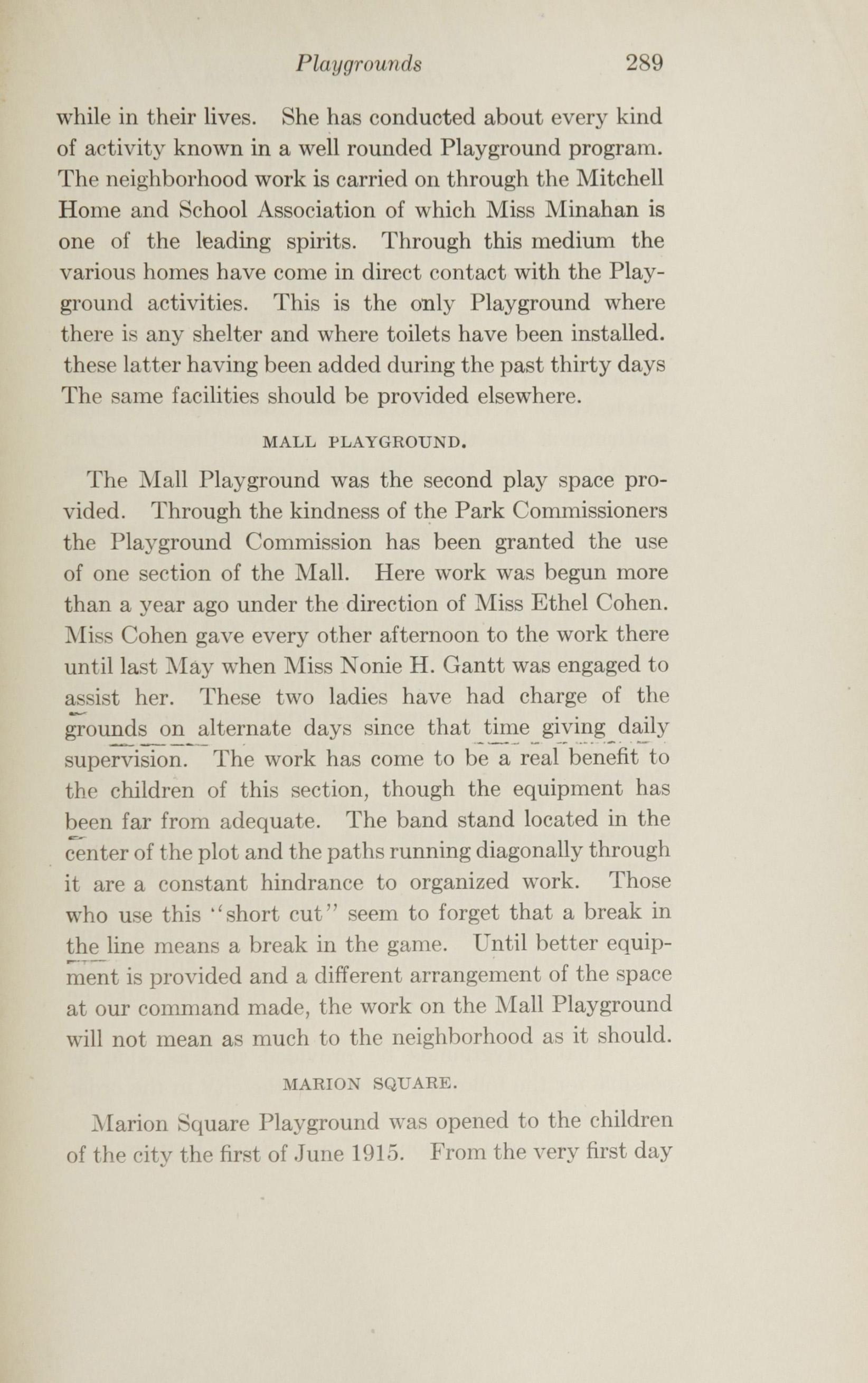 Charleston Yearbook, 1915, page 289