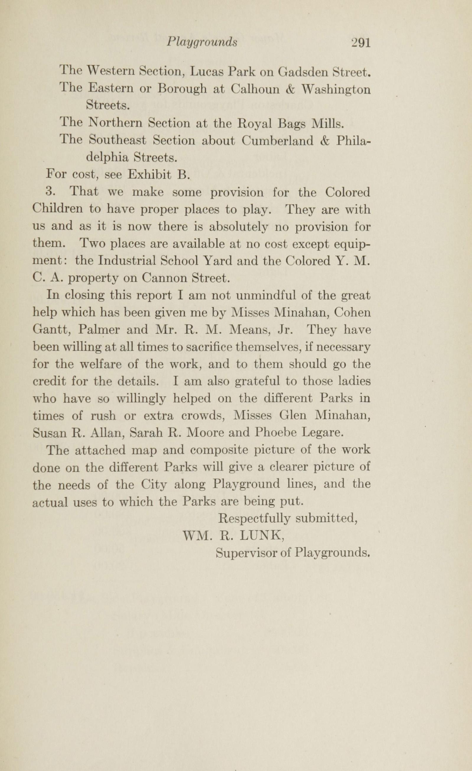 Charleston Yearbook, 1915, page 291