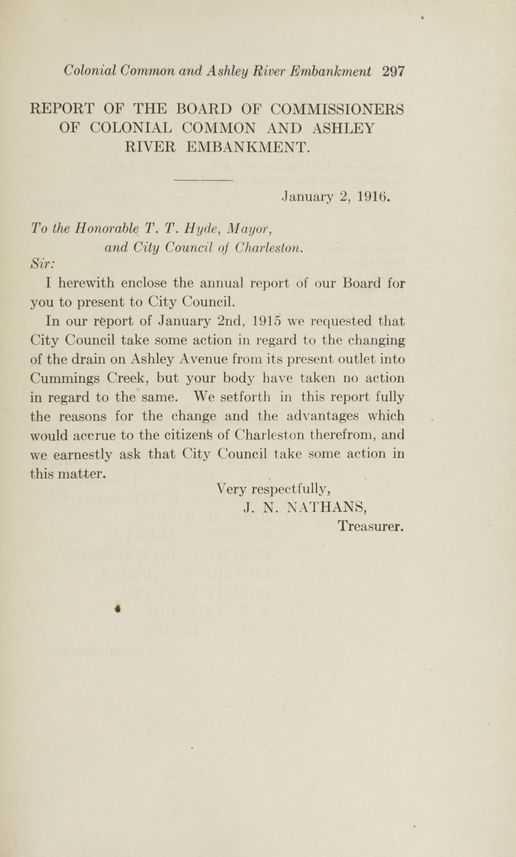 Charleston Yearbook, 1915, page 297