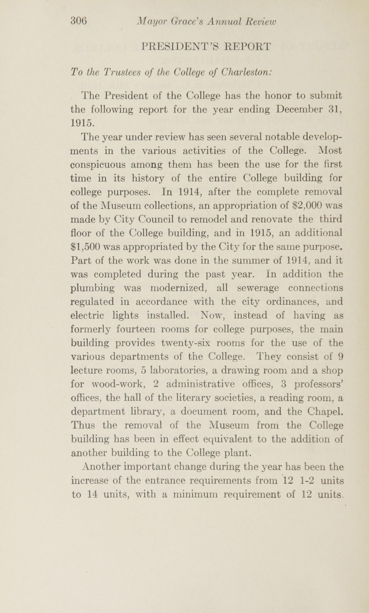 Charleston Yearbook, 1915, page 306