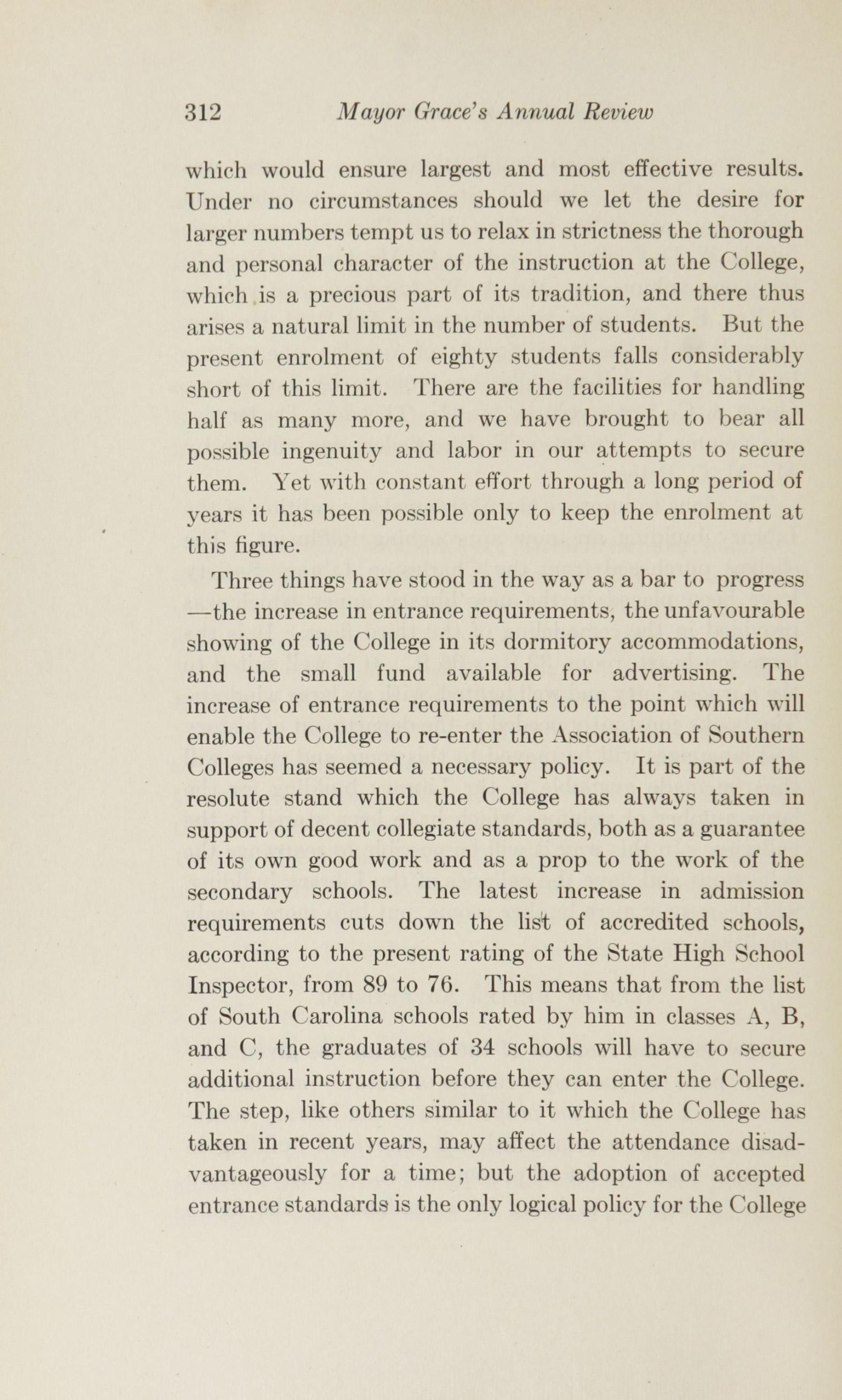 Charleston Yearbook, 1915, page 312