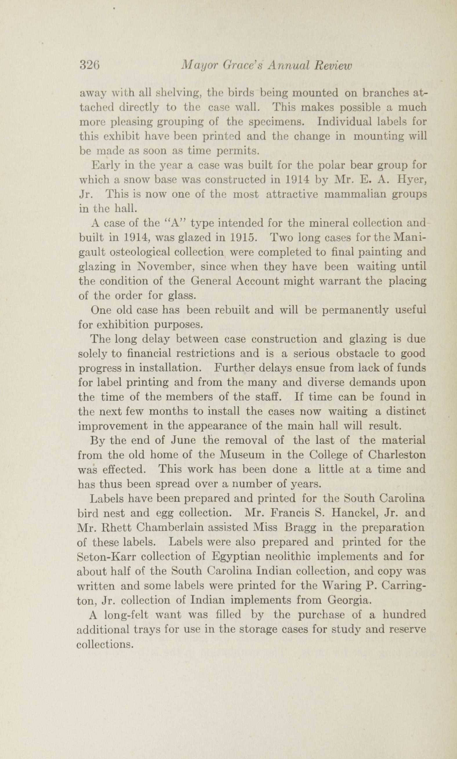 Charleston Yearbook, 1915, page 326