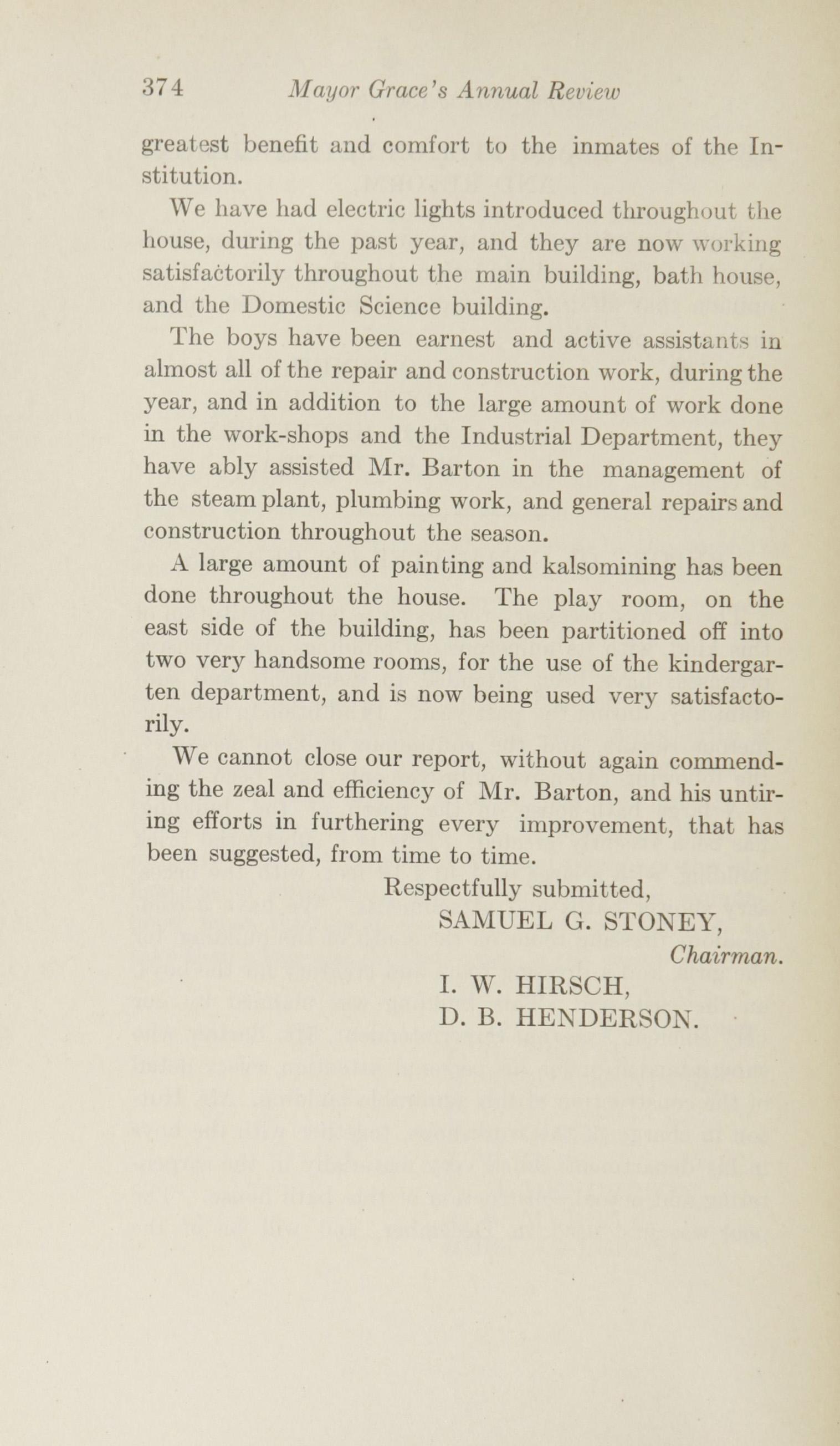 Charleston Yearbook, 1915, page 374