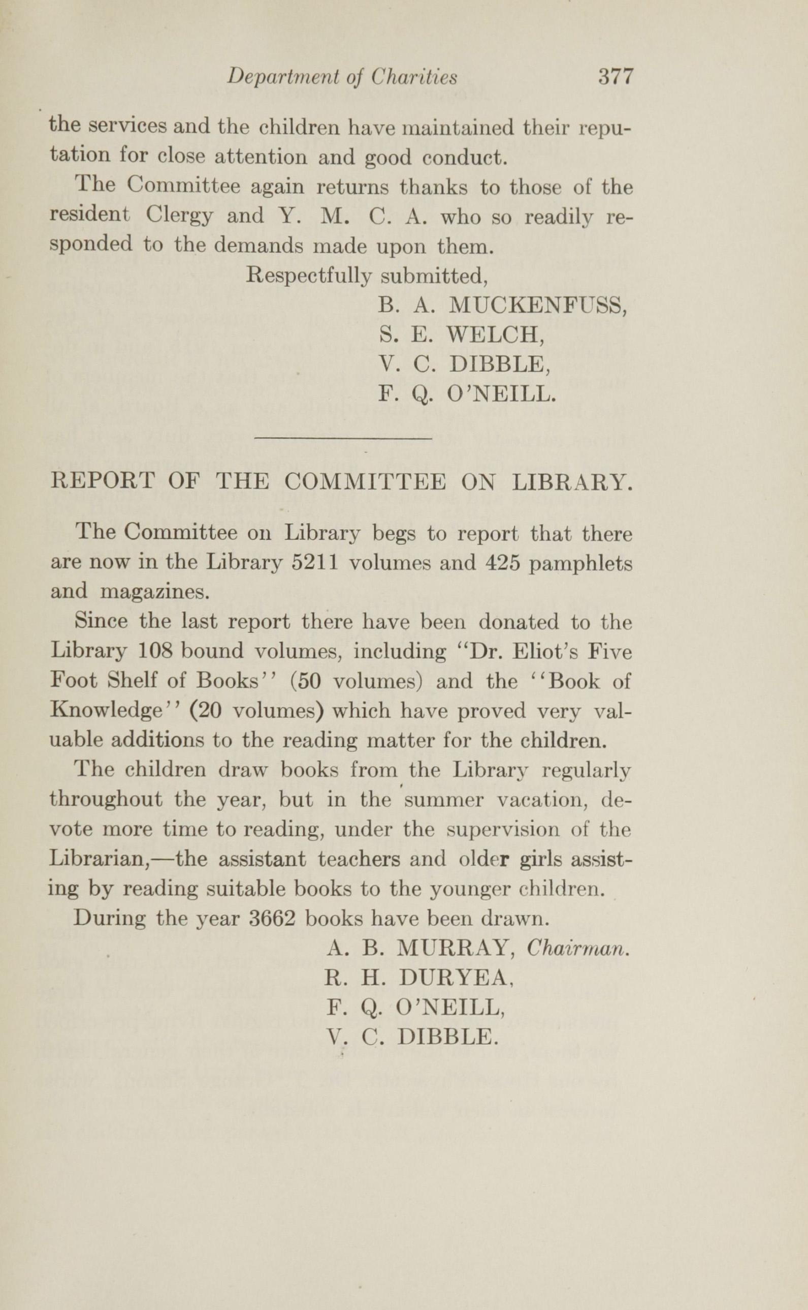 Charleston Yearbook, 1915, page 377