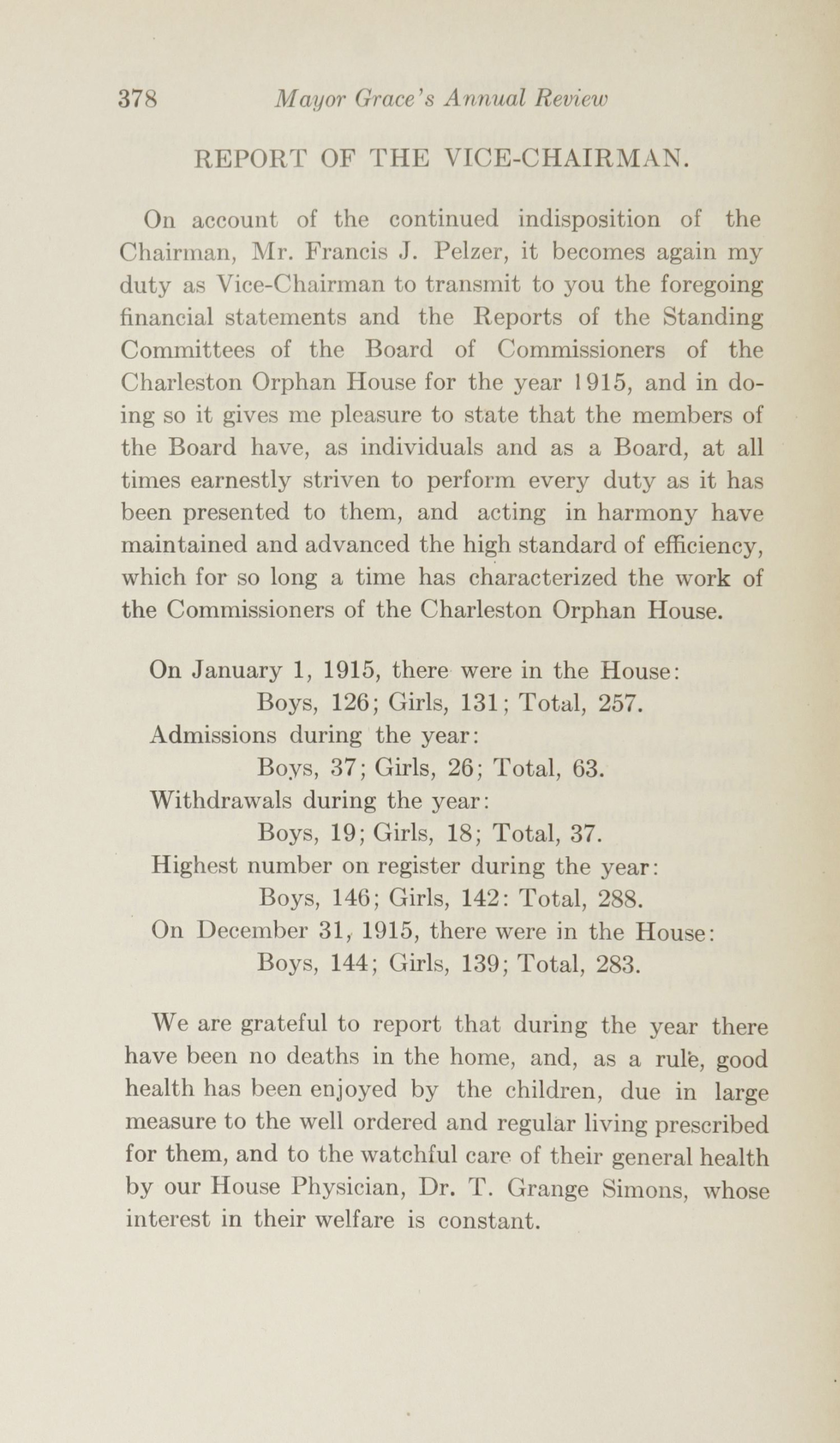 Charleston Yearbook, 1915, page 378