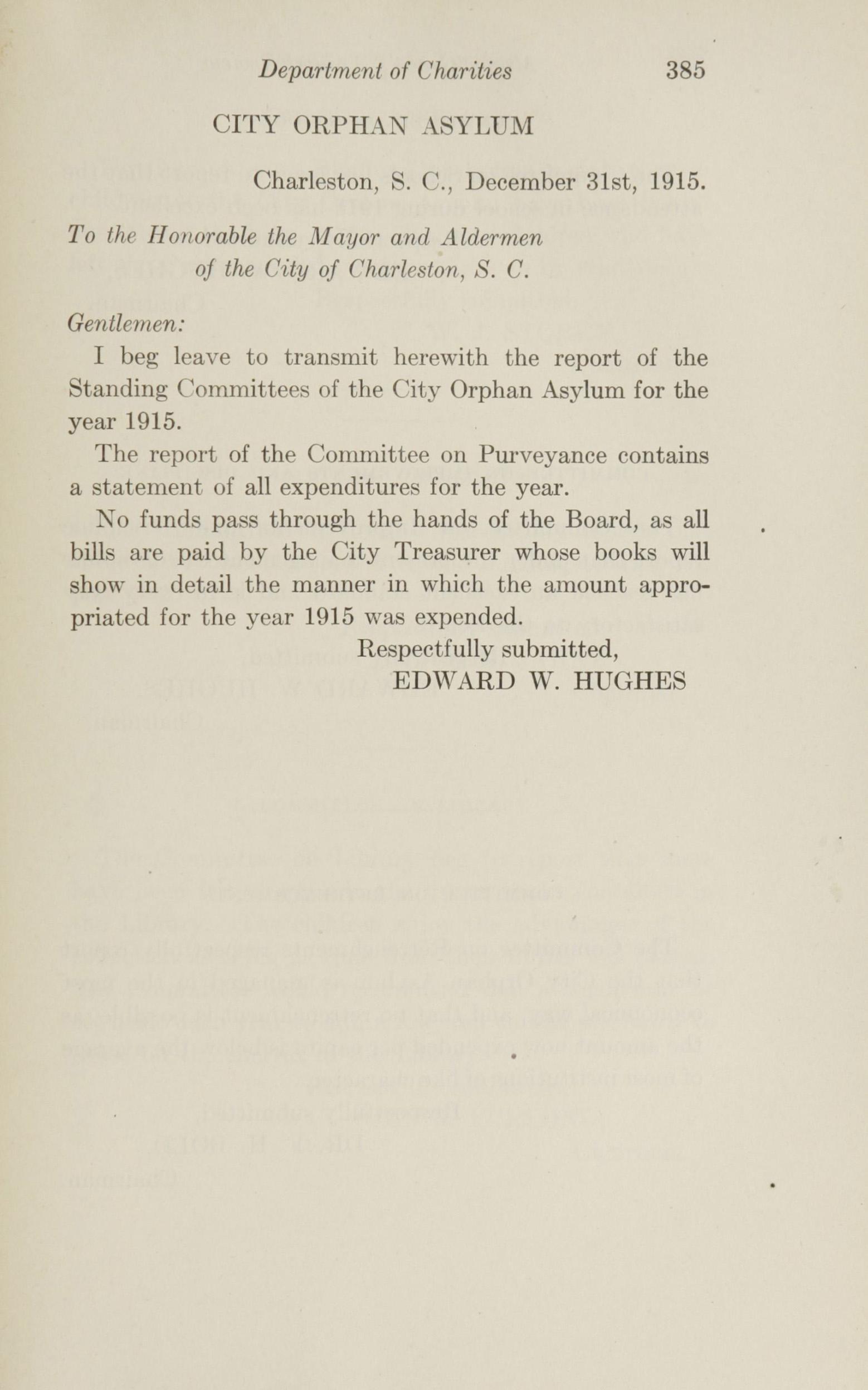Charleston Yearbook, 1915, page 385