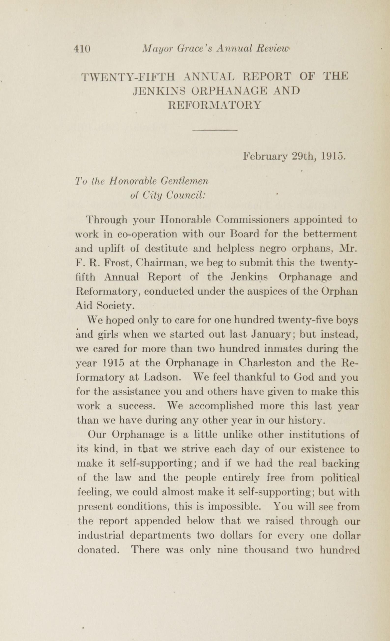 Charleston Yearbook, 1915, page 410