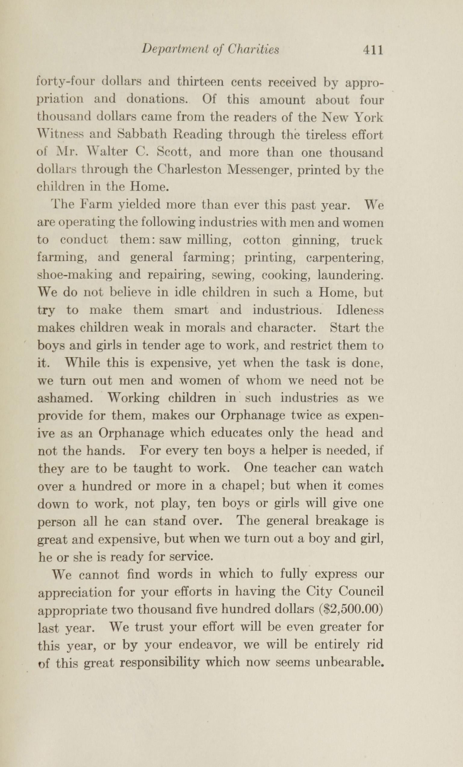 Charleston Yearbook, 1915, page 411