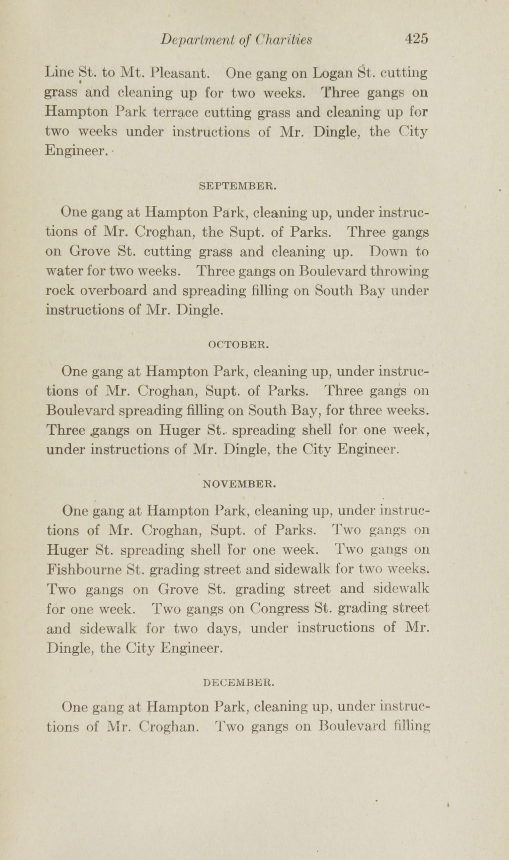 Charleston Yearbook, 1915, page 425