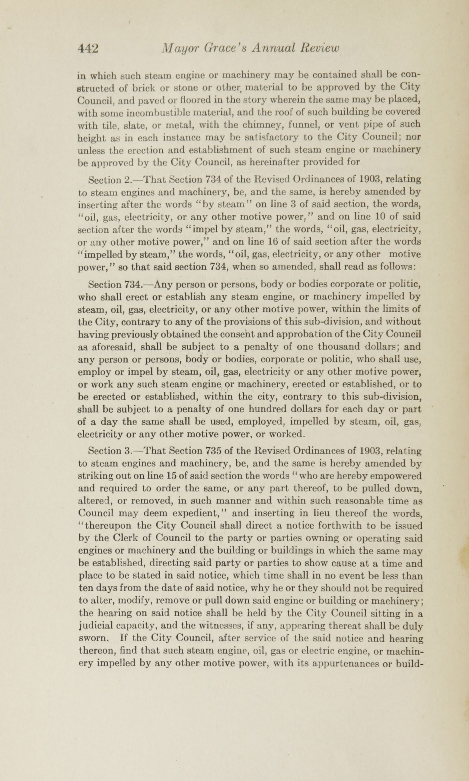 Charleston Yearbook, 1915, page 442
