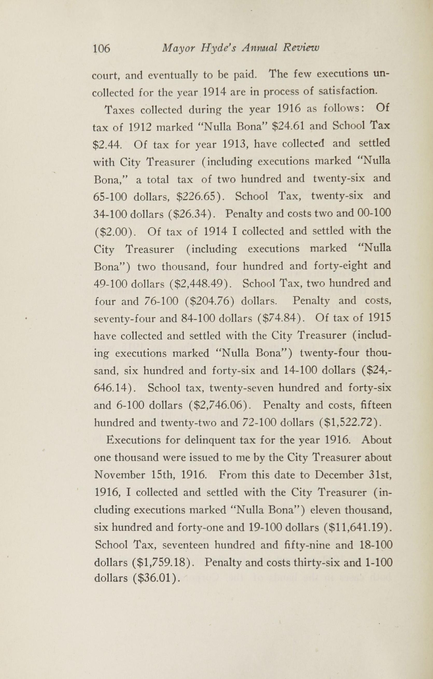 Charleston Yearbook, 1916, page 106
