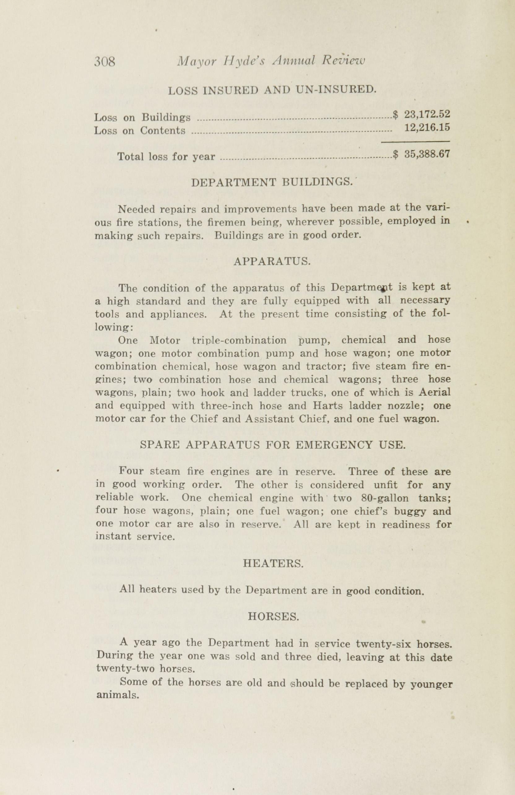 Charleston Yearbook, 1916, page 308
