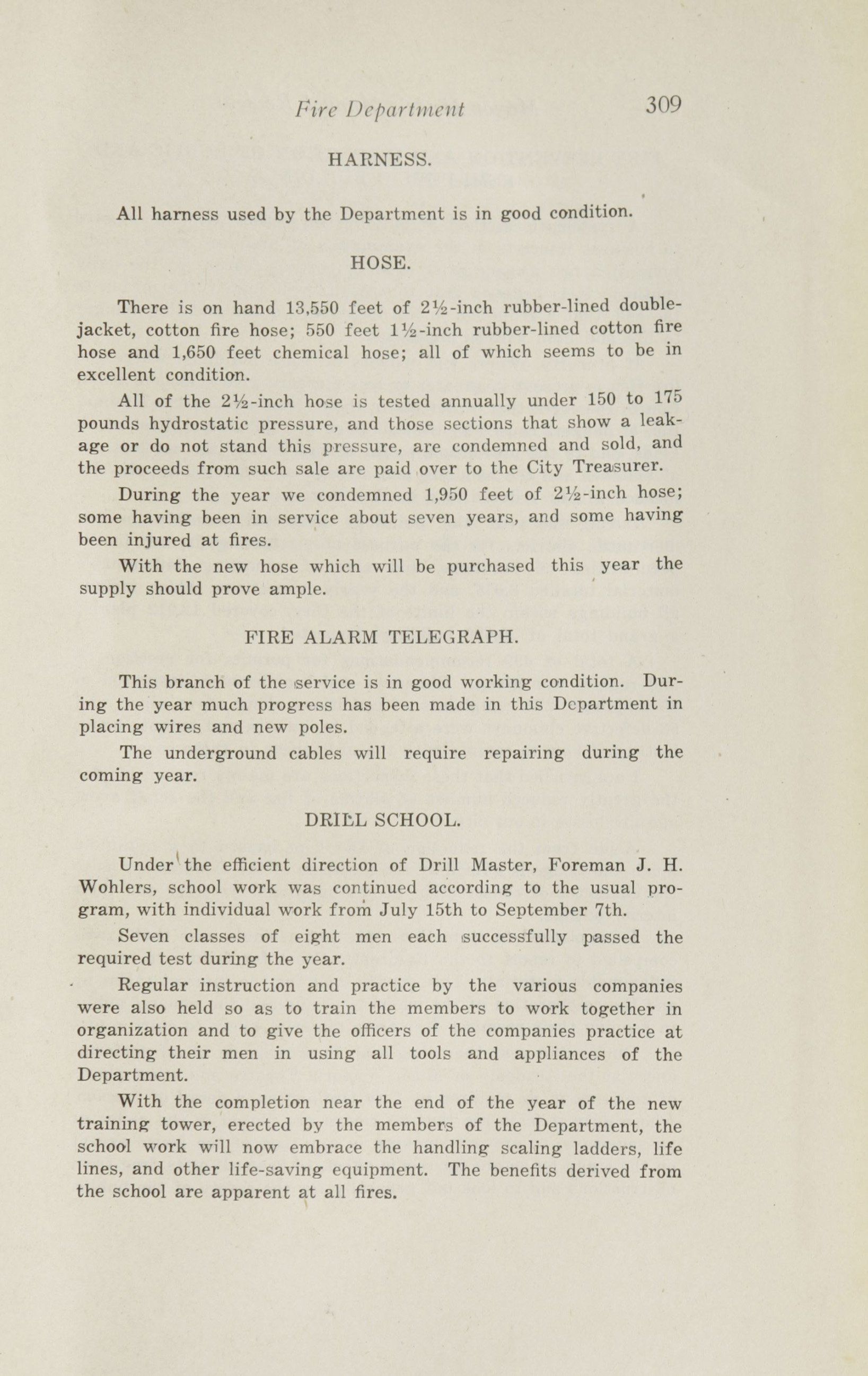 Charleston Yearbook, 1916, page 309