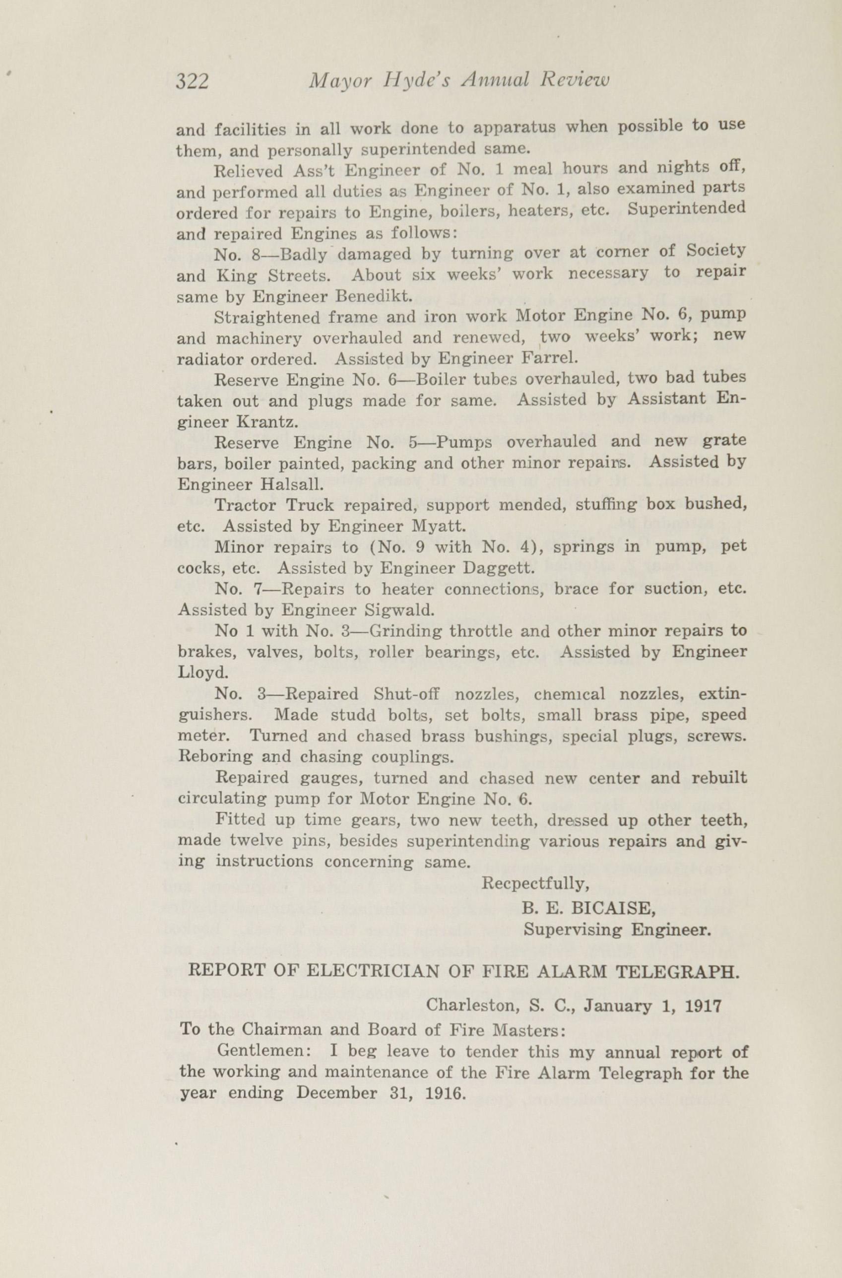 Charleston Yearbook, 1916, page 322