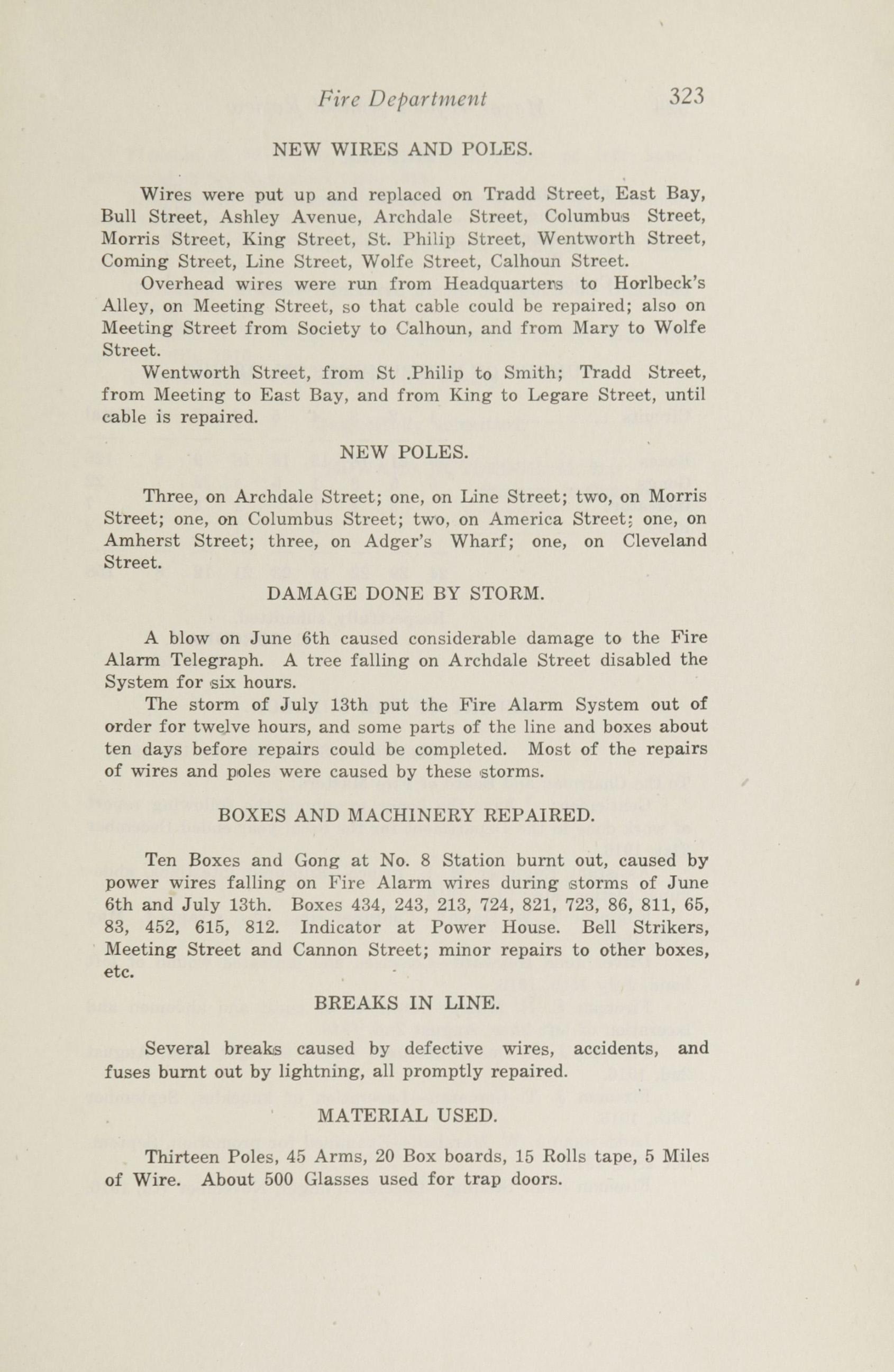 Charleston Yearbook, 1916, page 323
